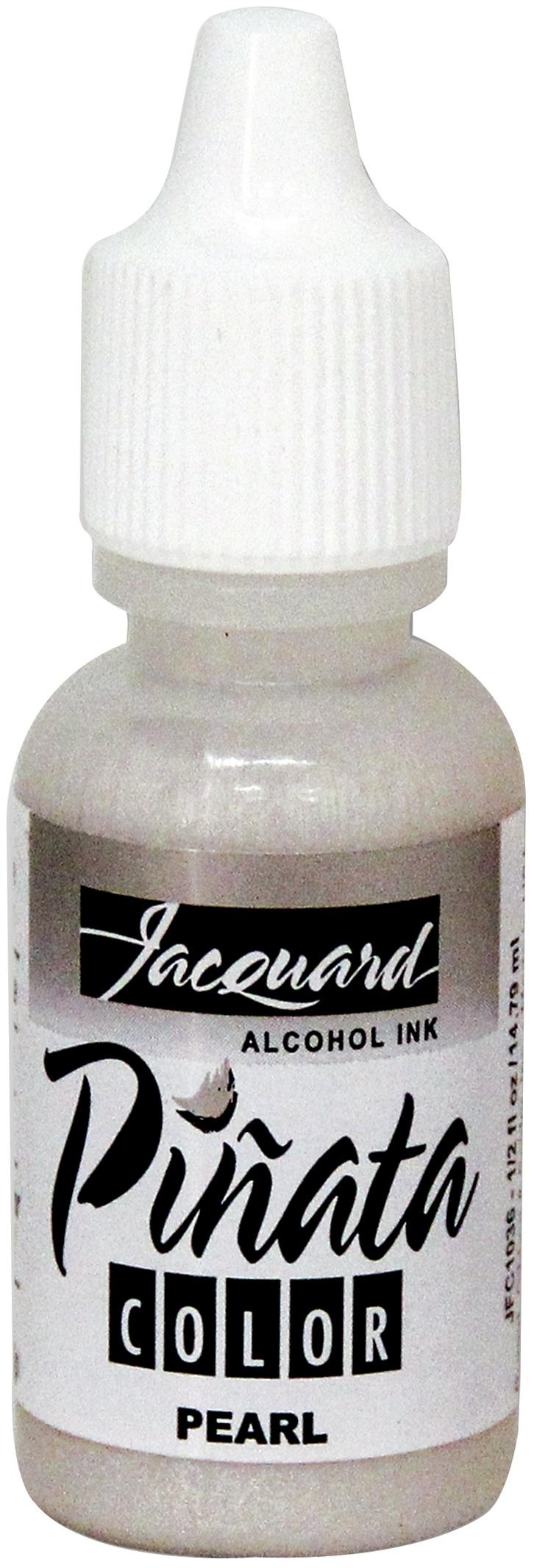 Jacquard Pinata Color Alcohol Ink .5oz-Pearl