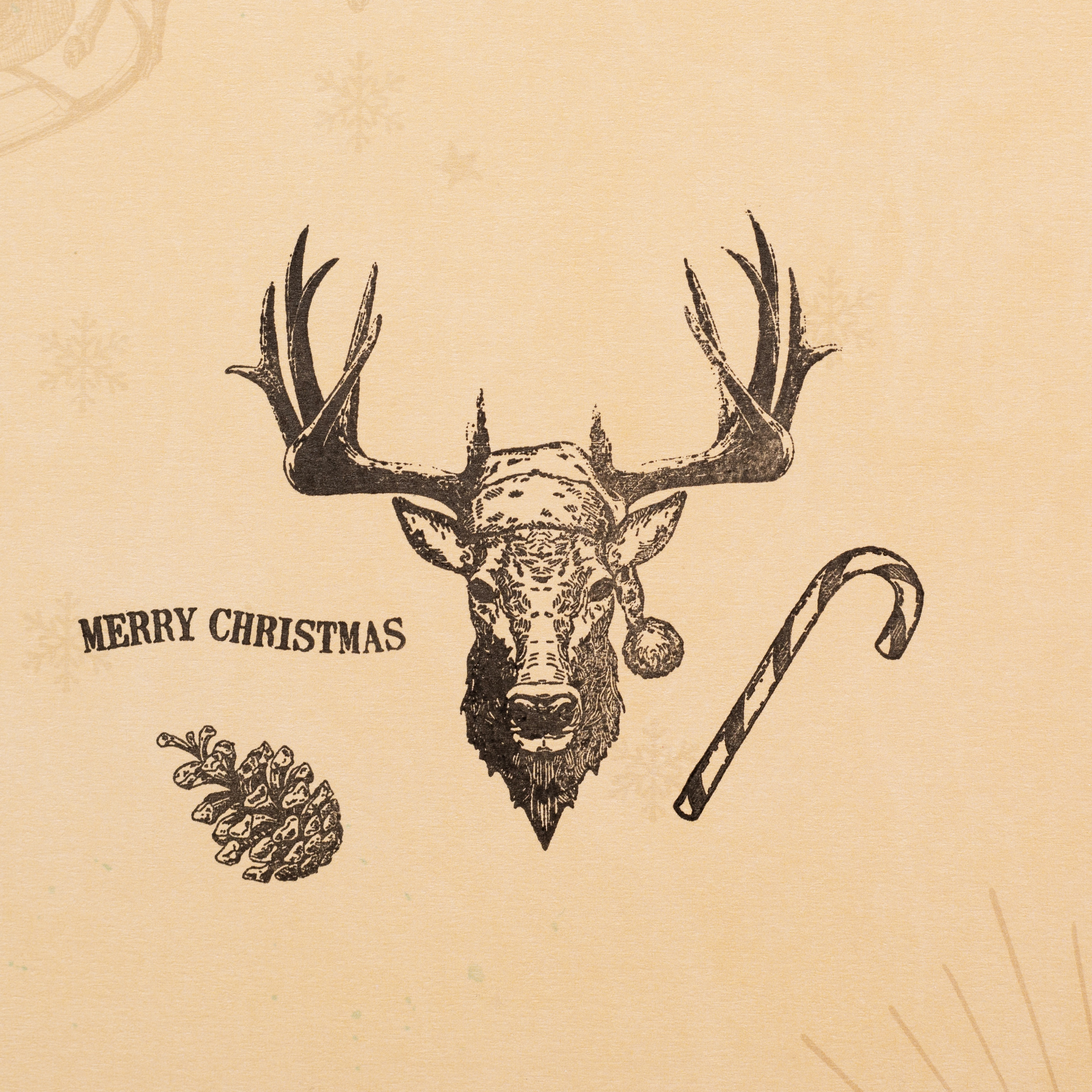 BoBunny Clear Stamps 4X6-Christmas Treasures