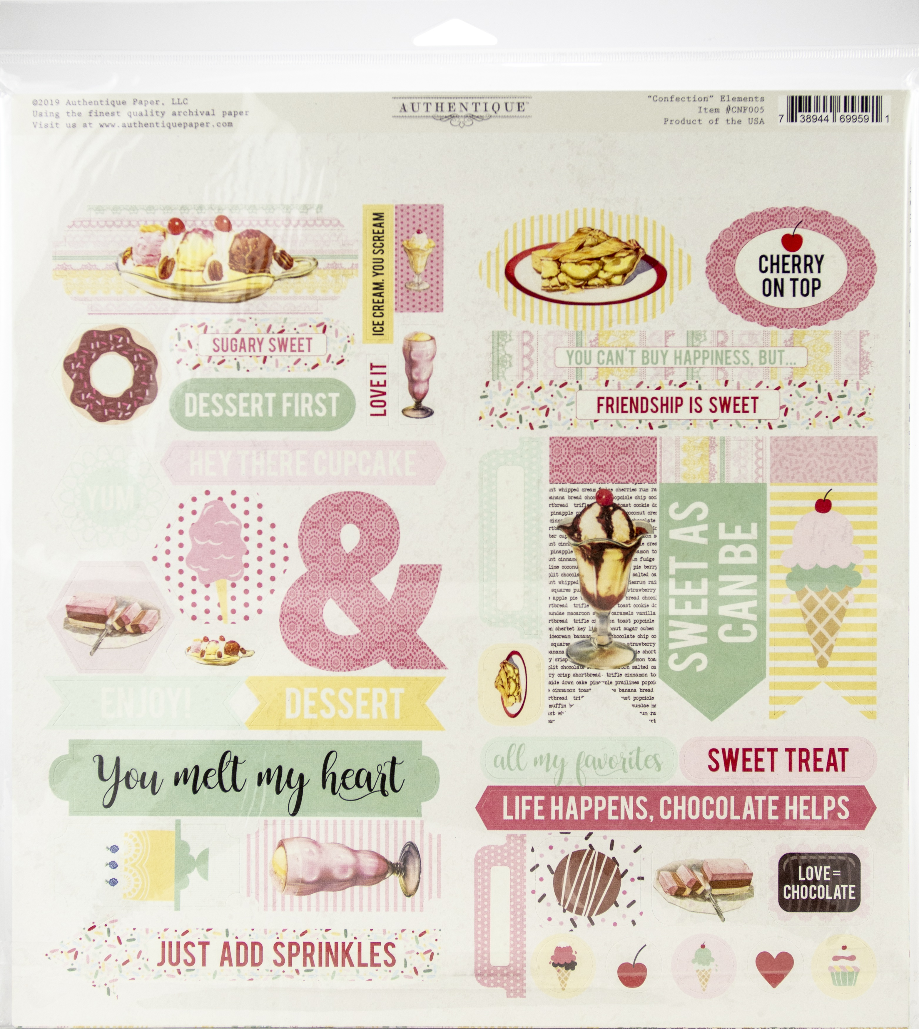 Confection Collection Kit