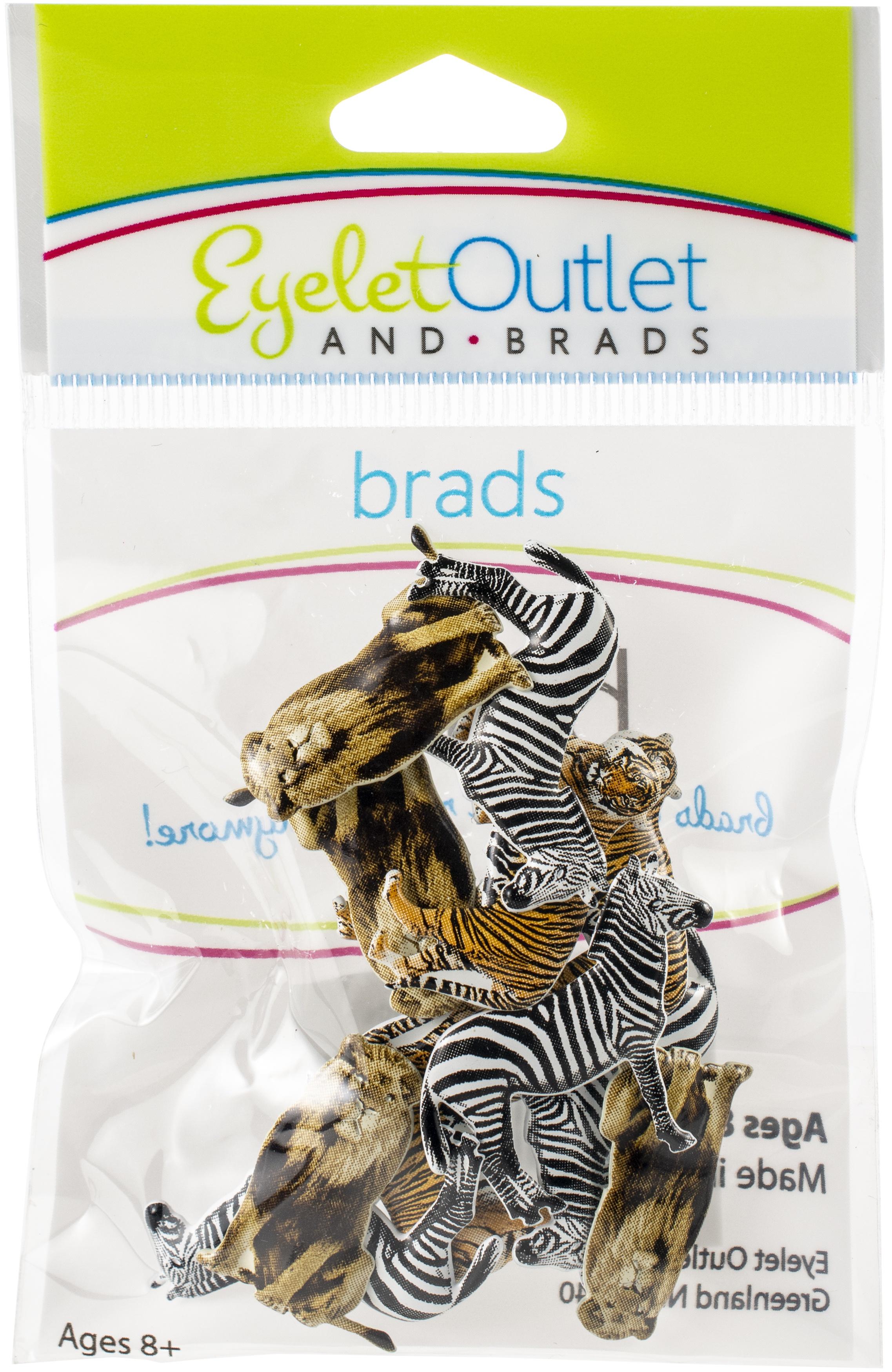 EO Brads Zebra/Lion/Tiger