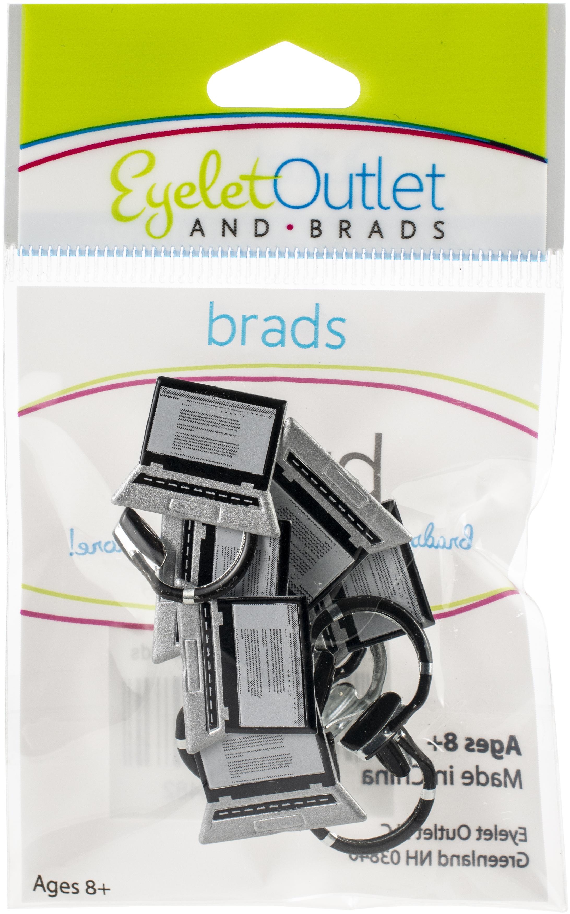 EO Brads Laptop/Headphones