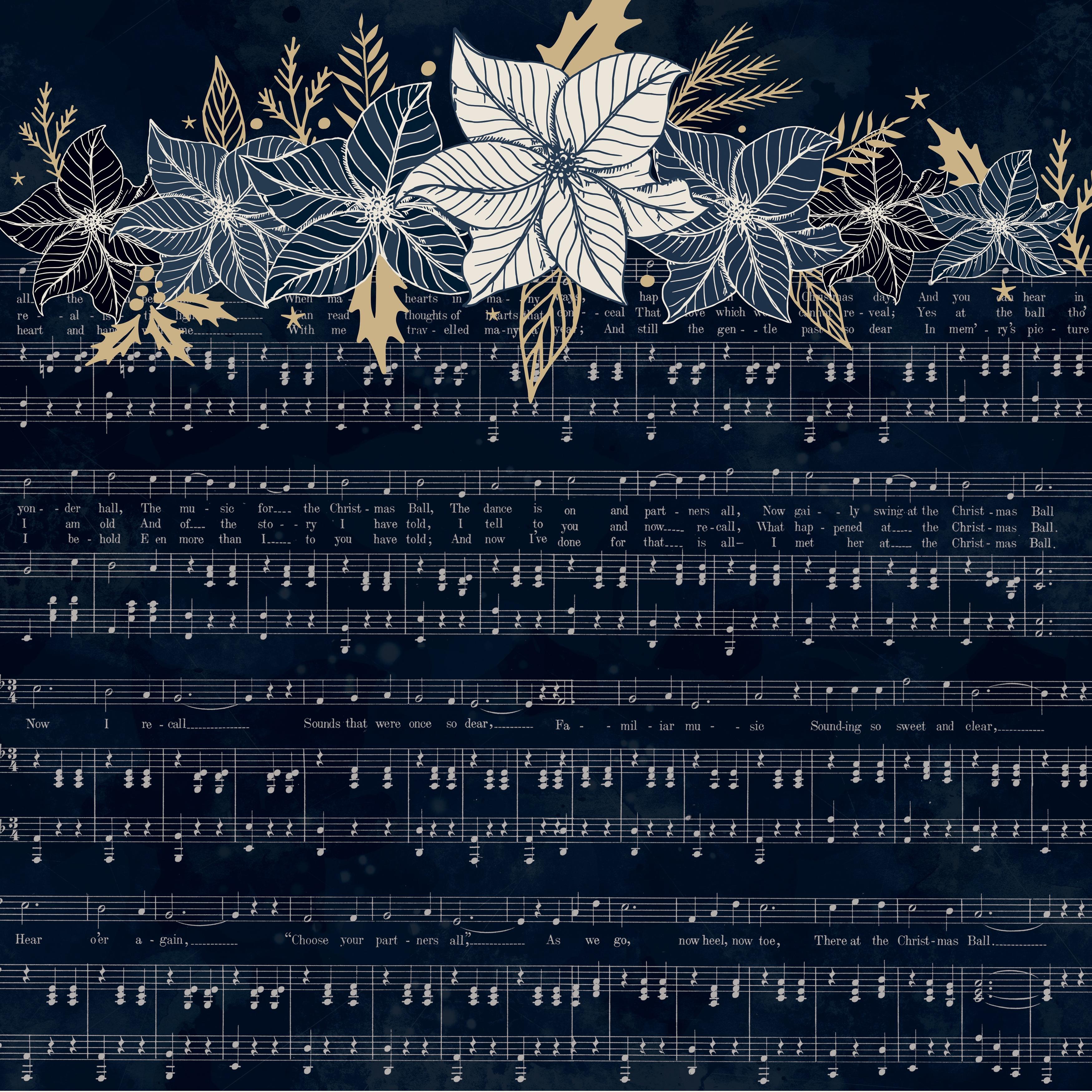 Starry Night Glowing Paper
