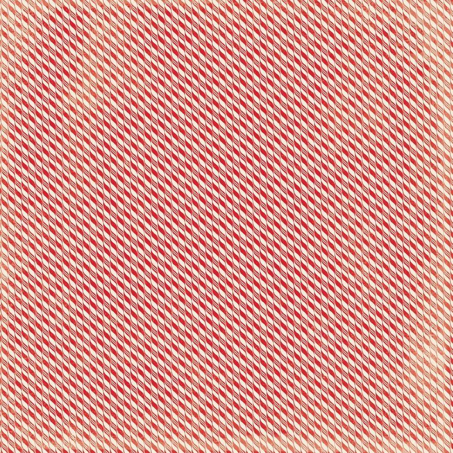 Rejoice Double-Sided Cardstock 12X12-#12 Mistletoe W/Berries