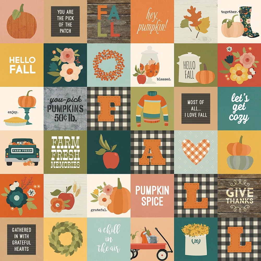 FALL FARMHOUSE ELEMENTS 2X2