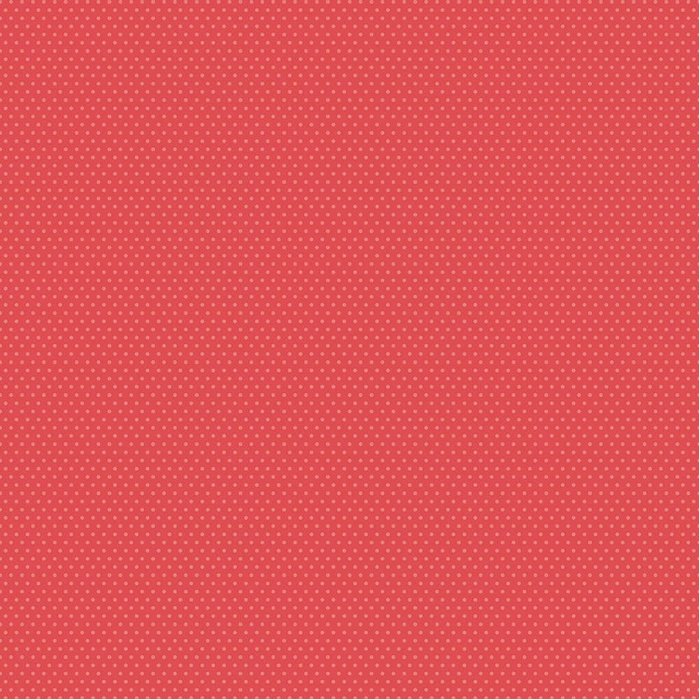 Holly Jolly Double-Sided Cardstock 12X12-Red/Dots Simple Basic