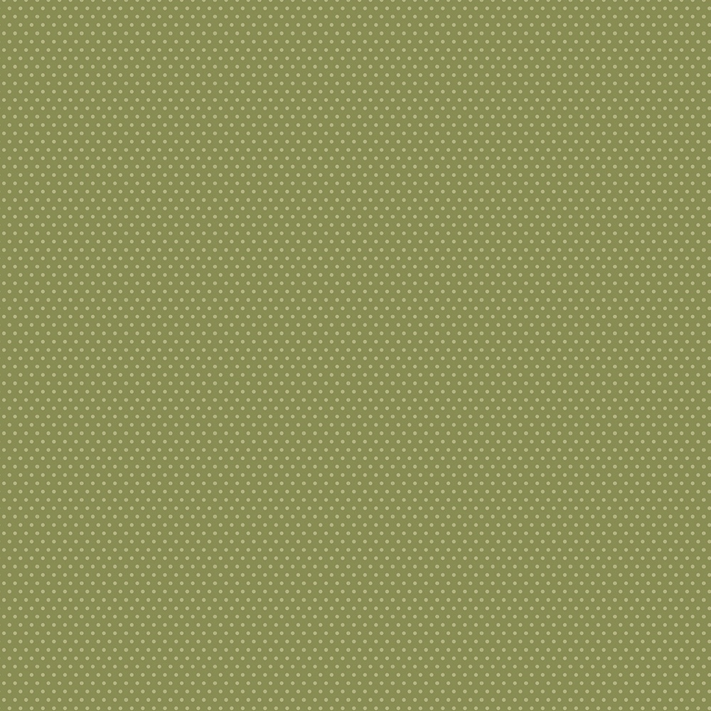 Holly Jolly Double-Sided Cardstock 12X12-Dark Green/Dots Simple Basic