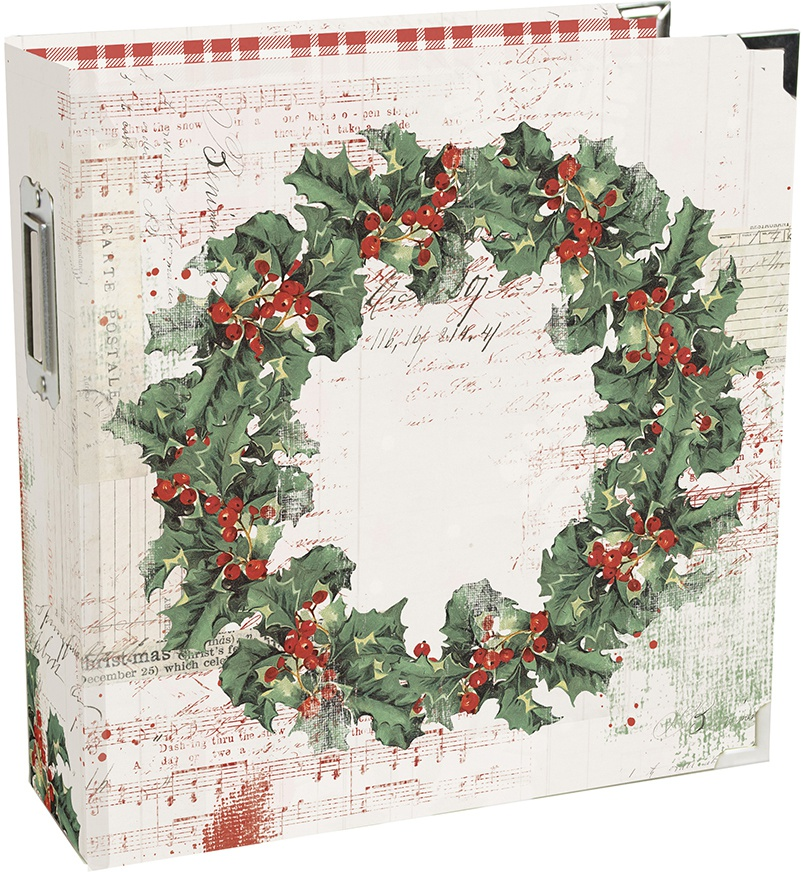 Simple Stories Sn@p! Binder 6X8-Country Christmas