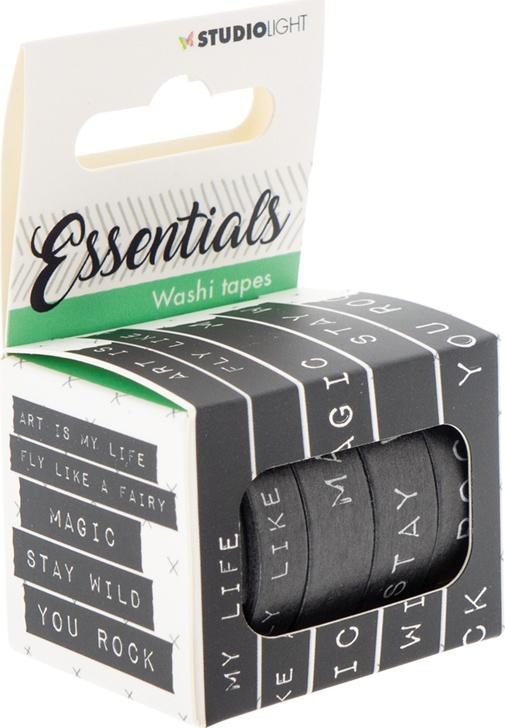 Studio Light Essentials Washi Tape-NR
