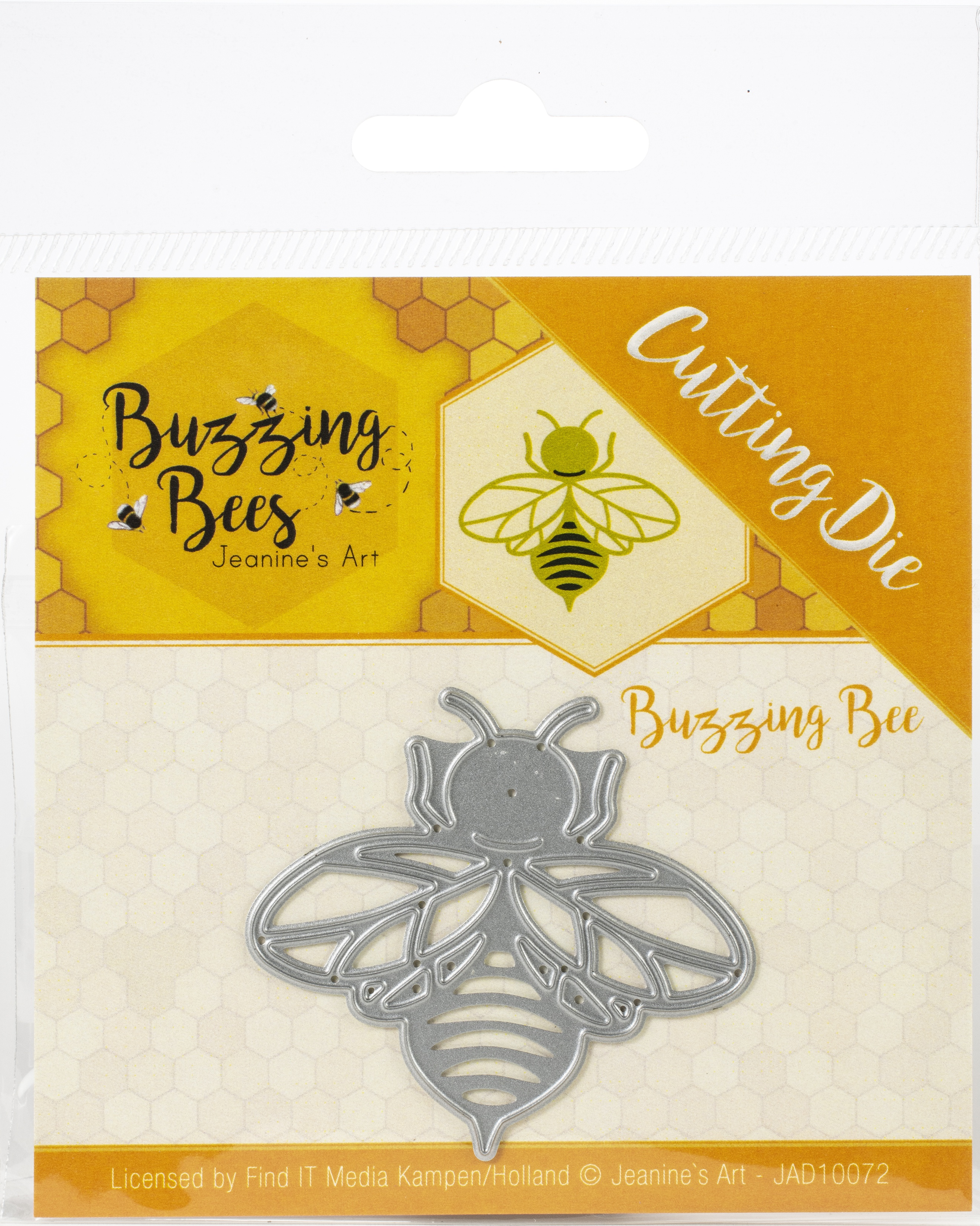Find It Trading Jeanine's Art Die-Buzzing, Buzzing Bees