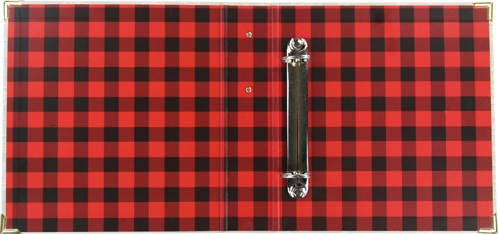 Echo Park 2-Ring Album 6X8-Christmas Truck