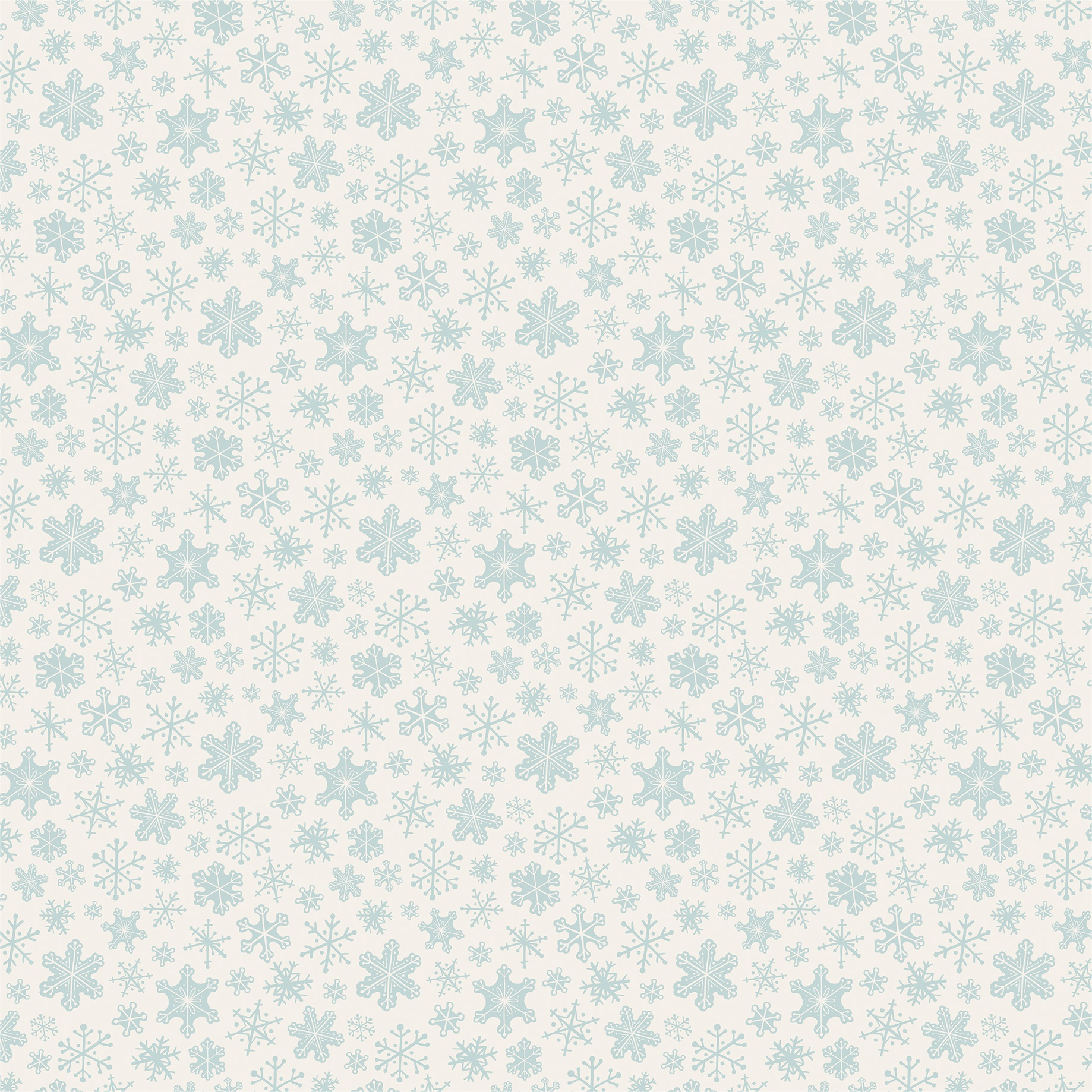 Snow Much Fun Double-Sided Cardstock 12X12-Snowy Night