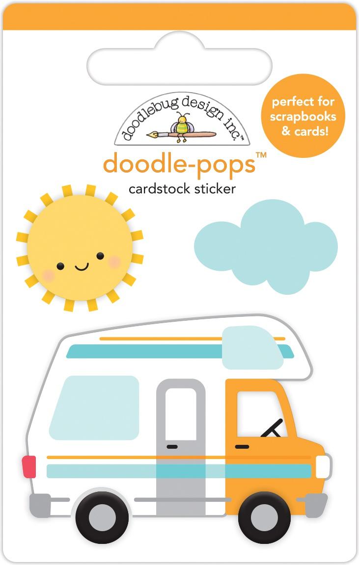 Doodle Pops - Road Trip