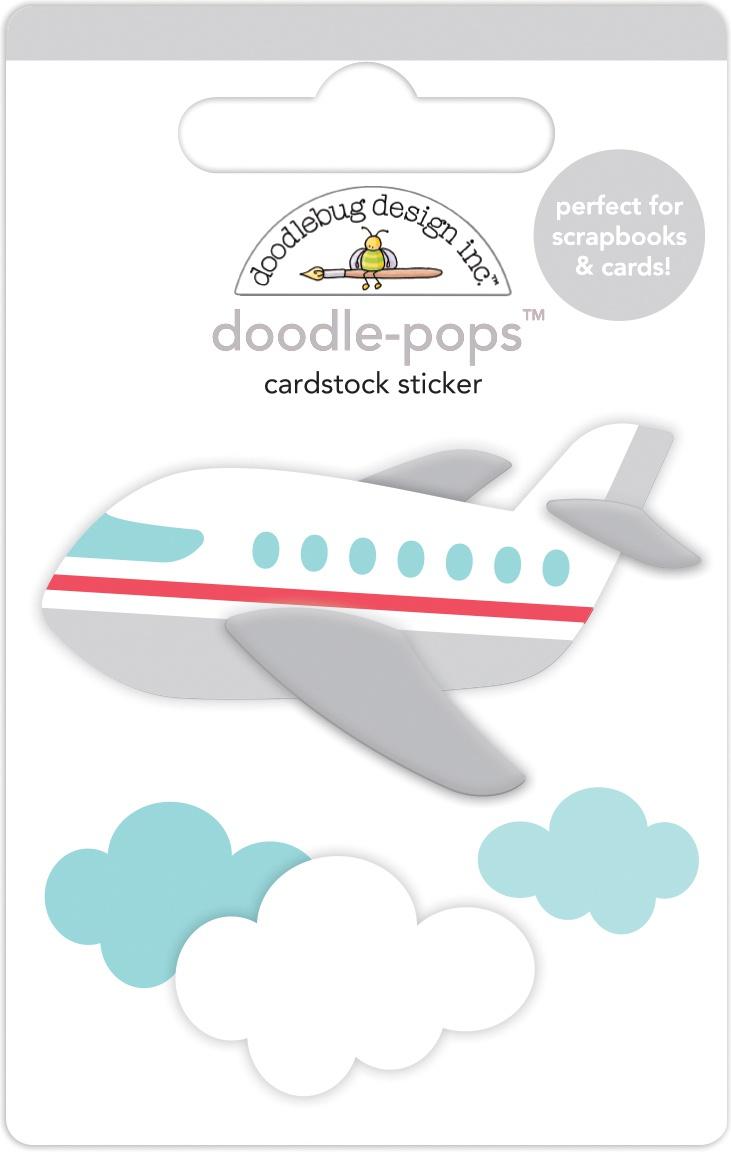 Doodle Pops - Jet Set