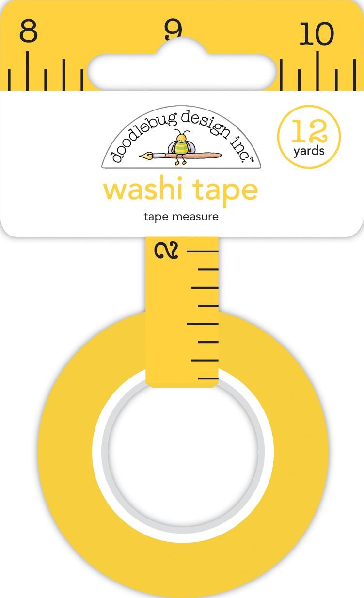 DB Washi Tape Tape Measure