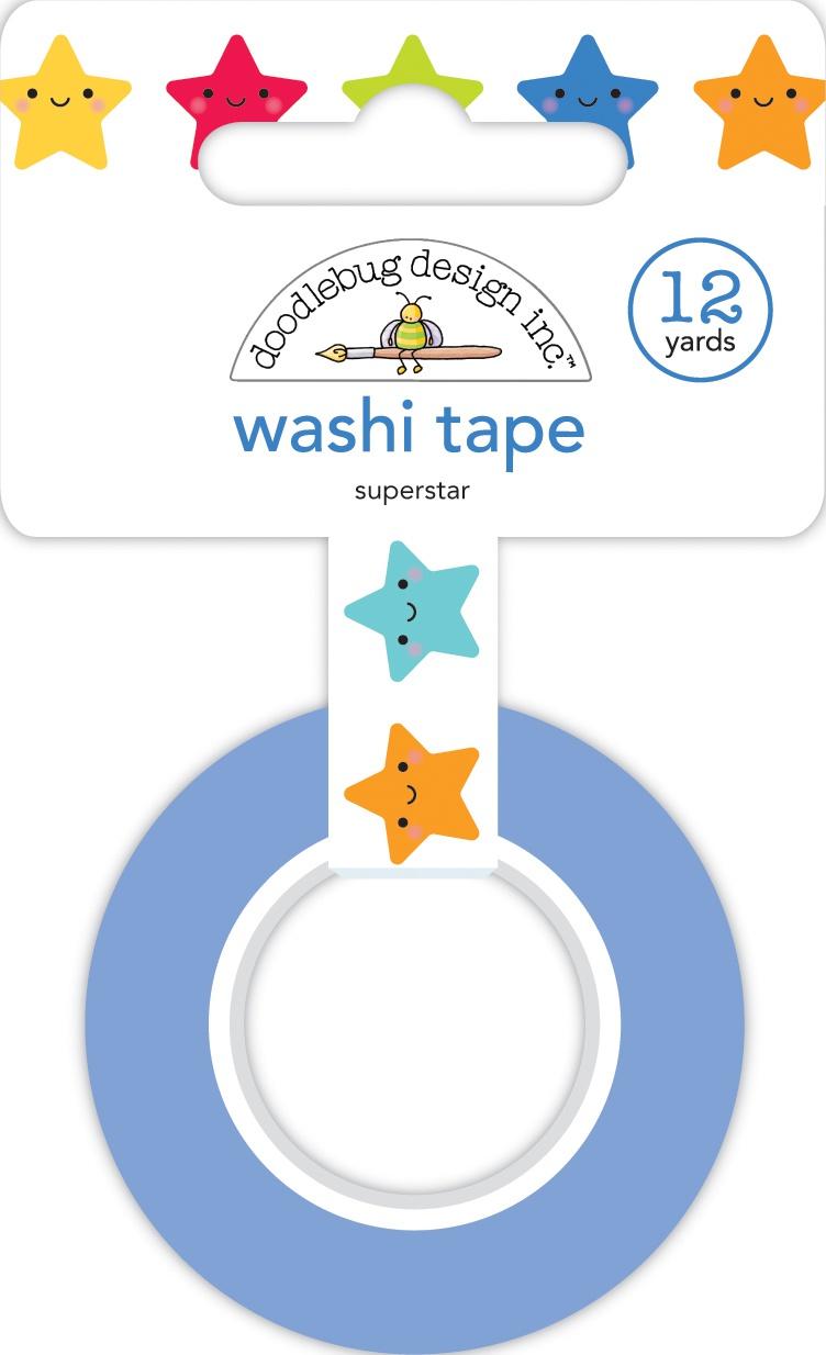 DB Washi Tape Superstar