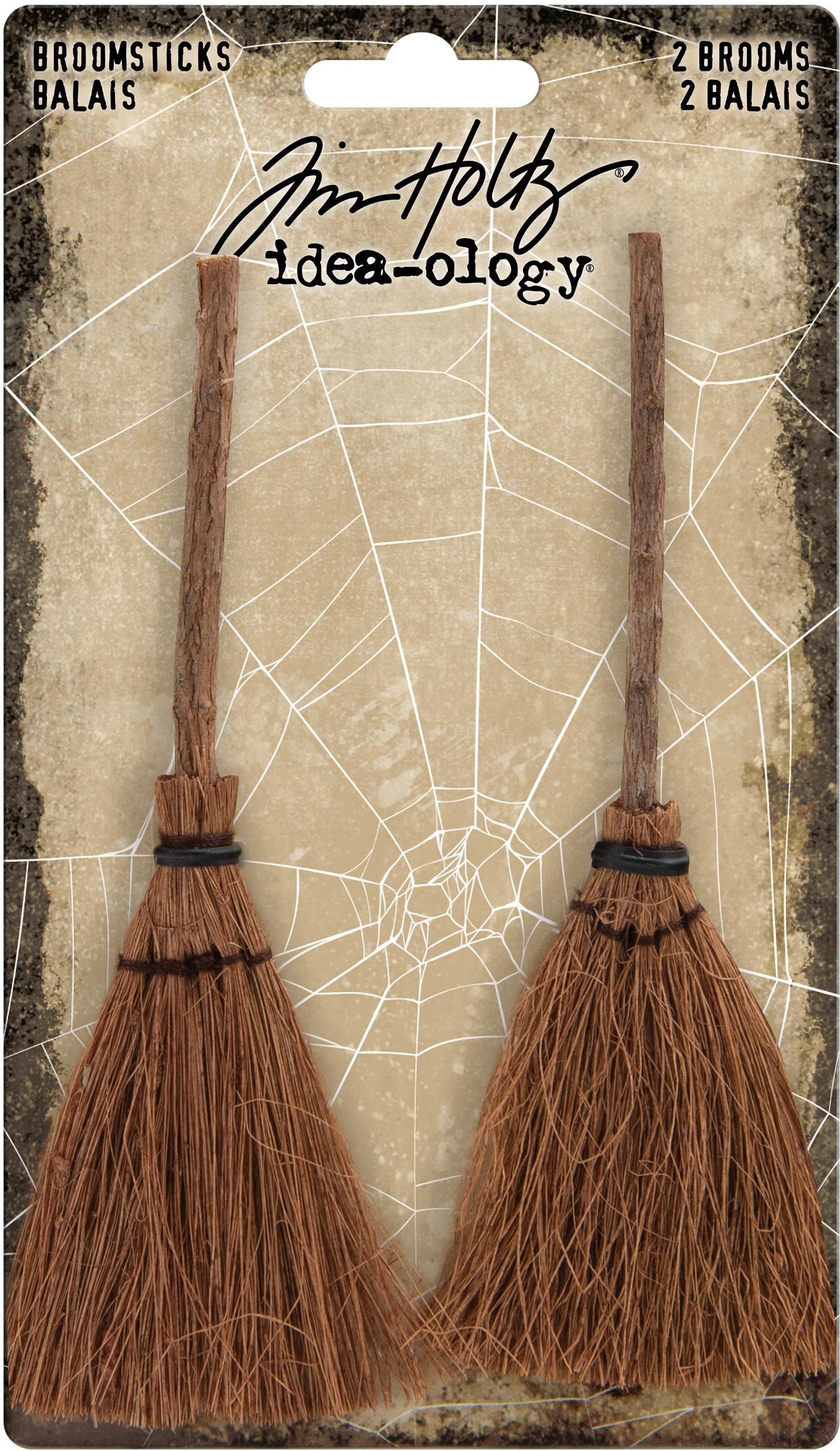 Idea-ology Broomsticks