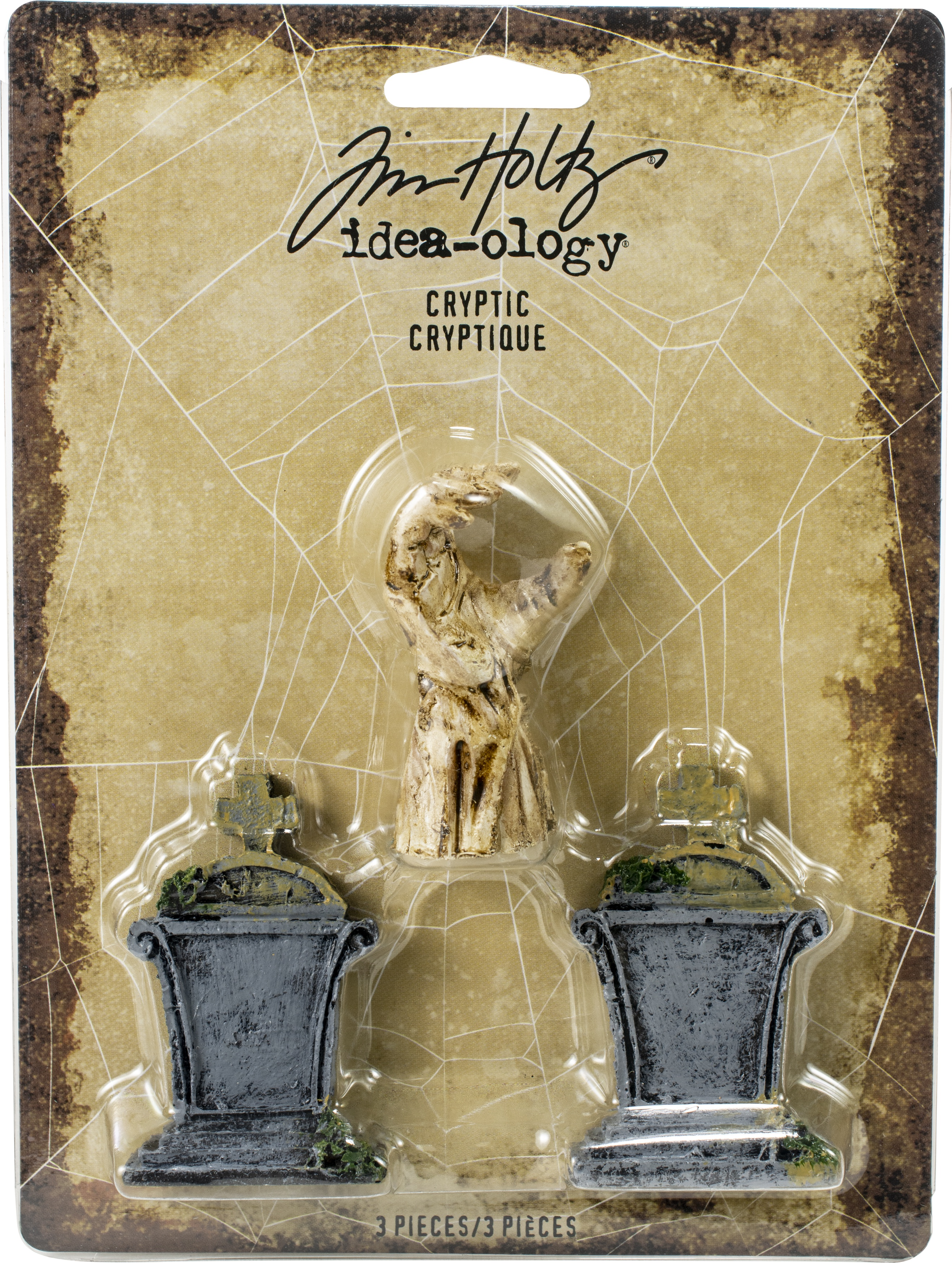 Idea-ology Parts and Pieces - Gravestone