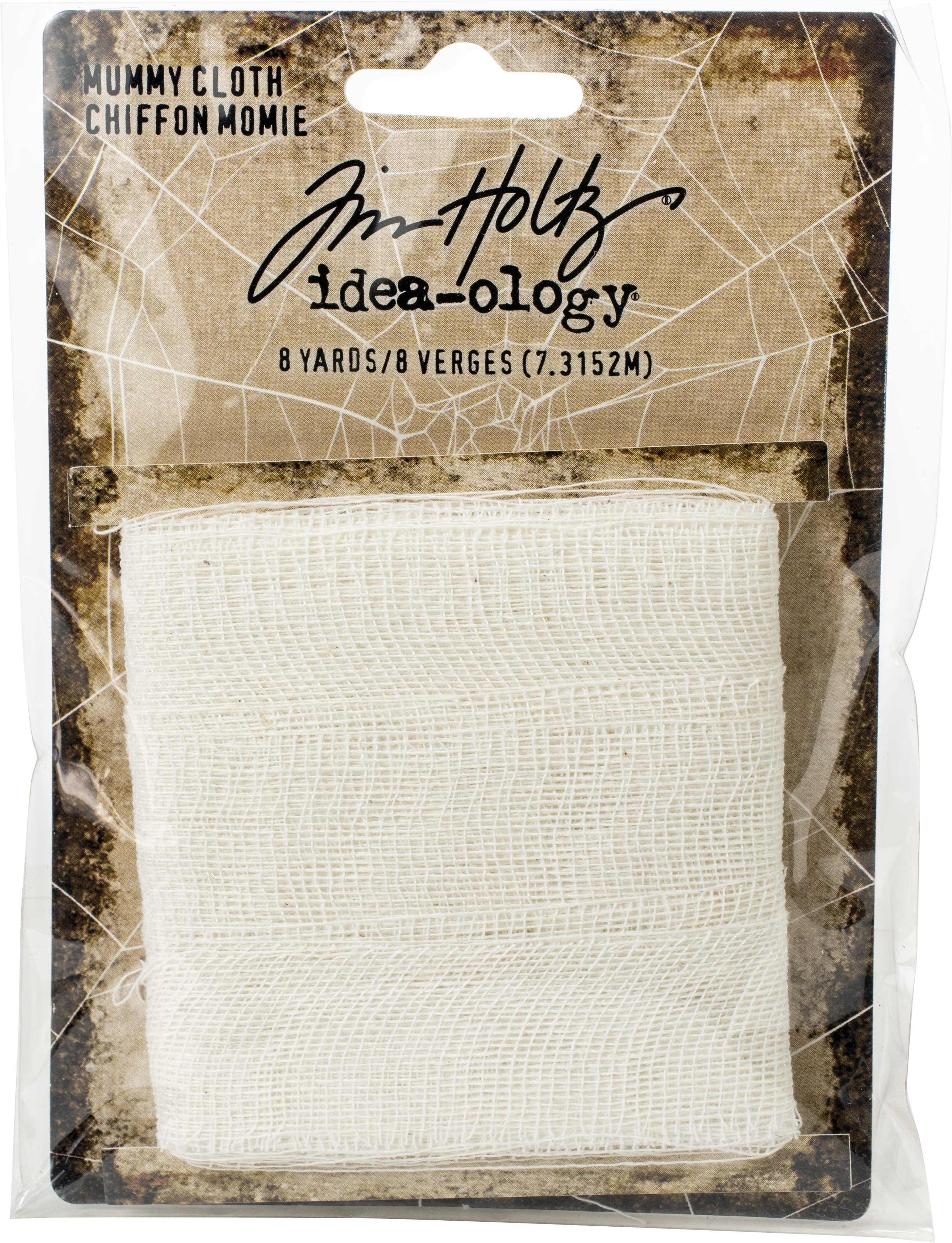 Idea-Ology Mummy Cloth 8yds-Halloween