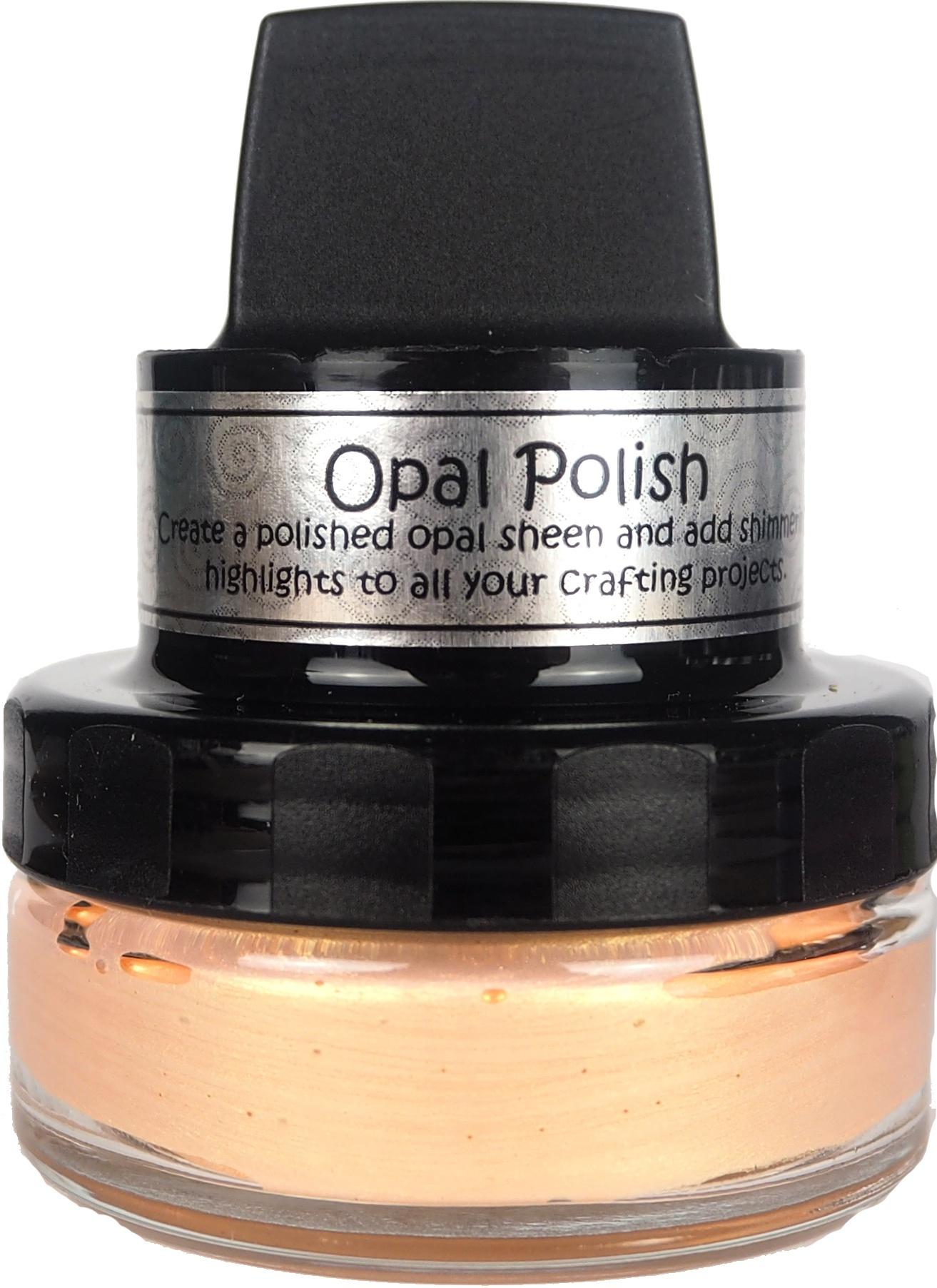 Cosmic Shimmer Opal Polish Gilded Apricot