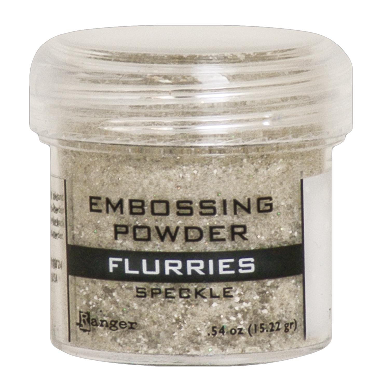 Ranger Embossing Powder- Flurries