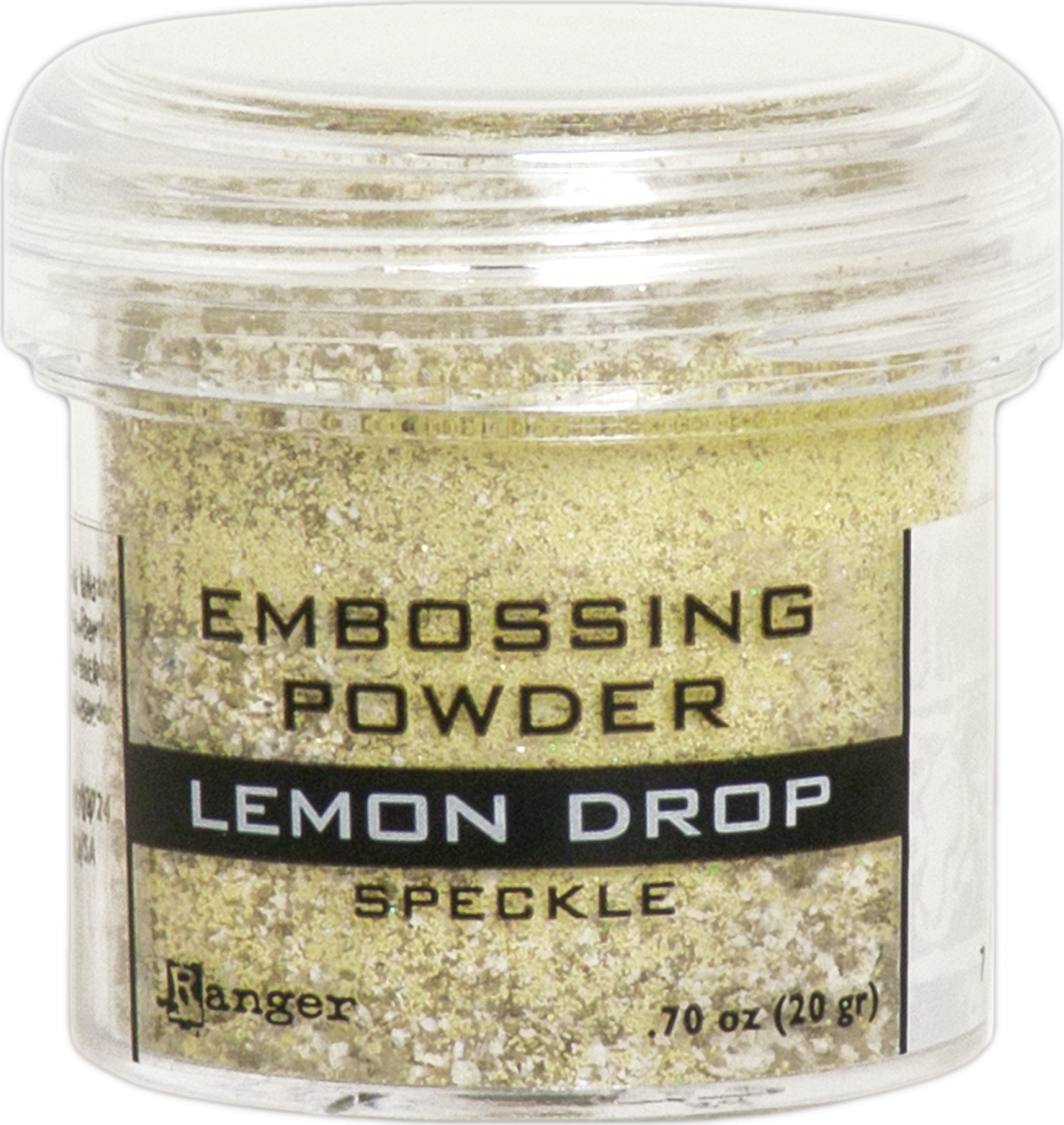 Ranger Embossing Powder-Lemon Drop