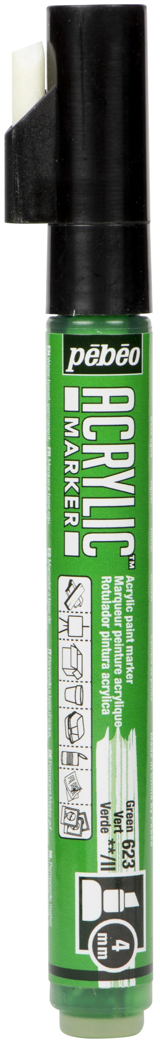 Green Pebeo DecoMarker