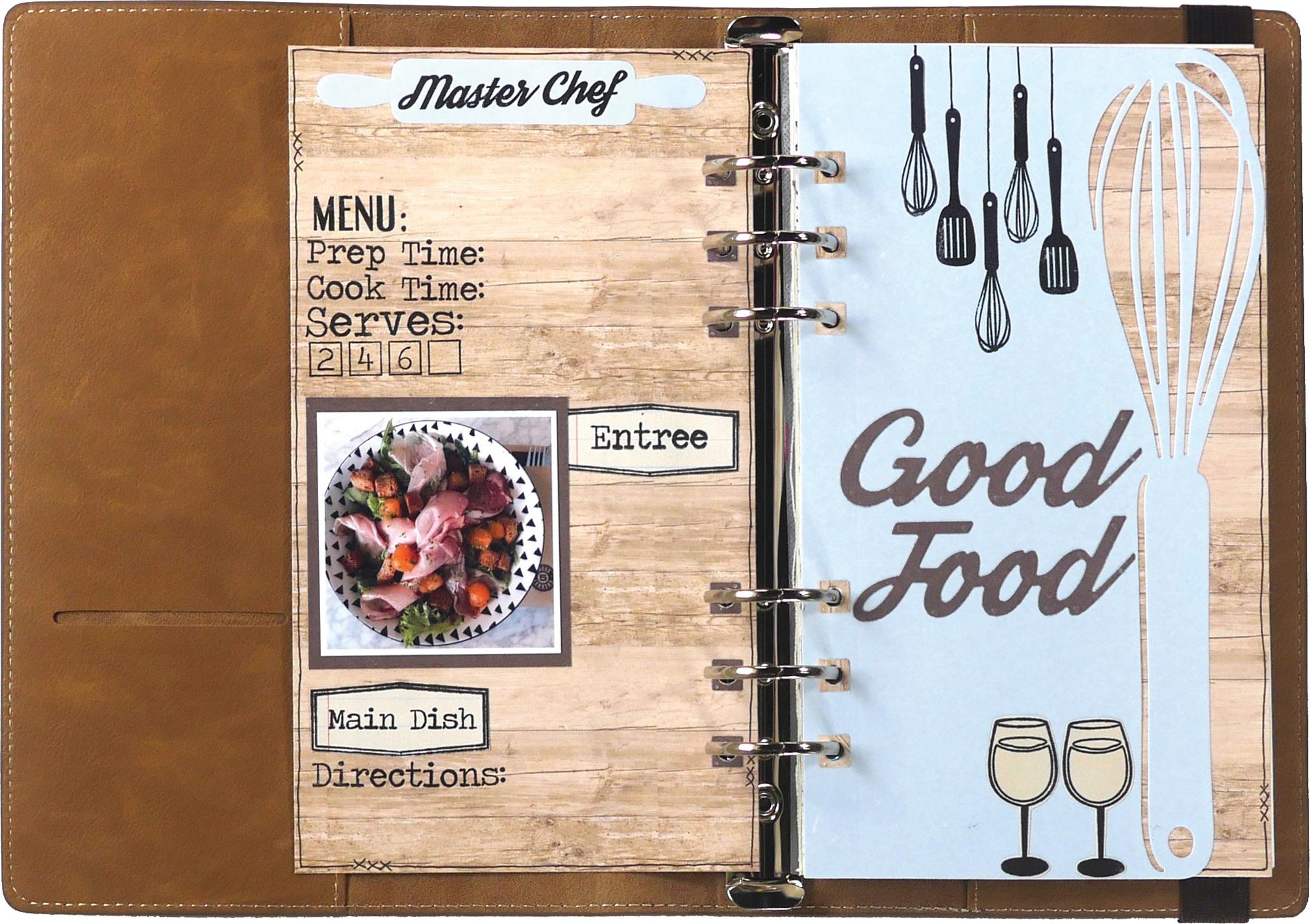 Elizabeth Craft Metal Die-Planner Essentials 19