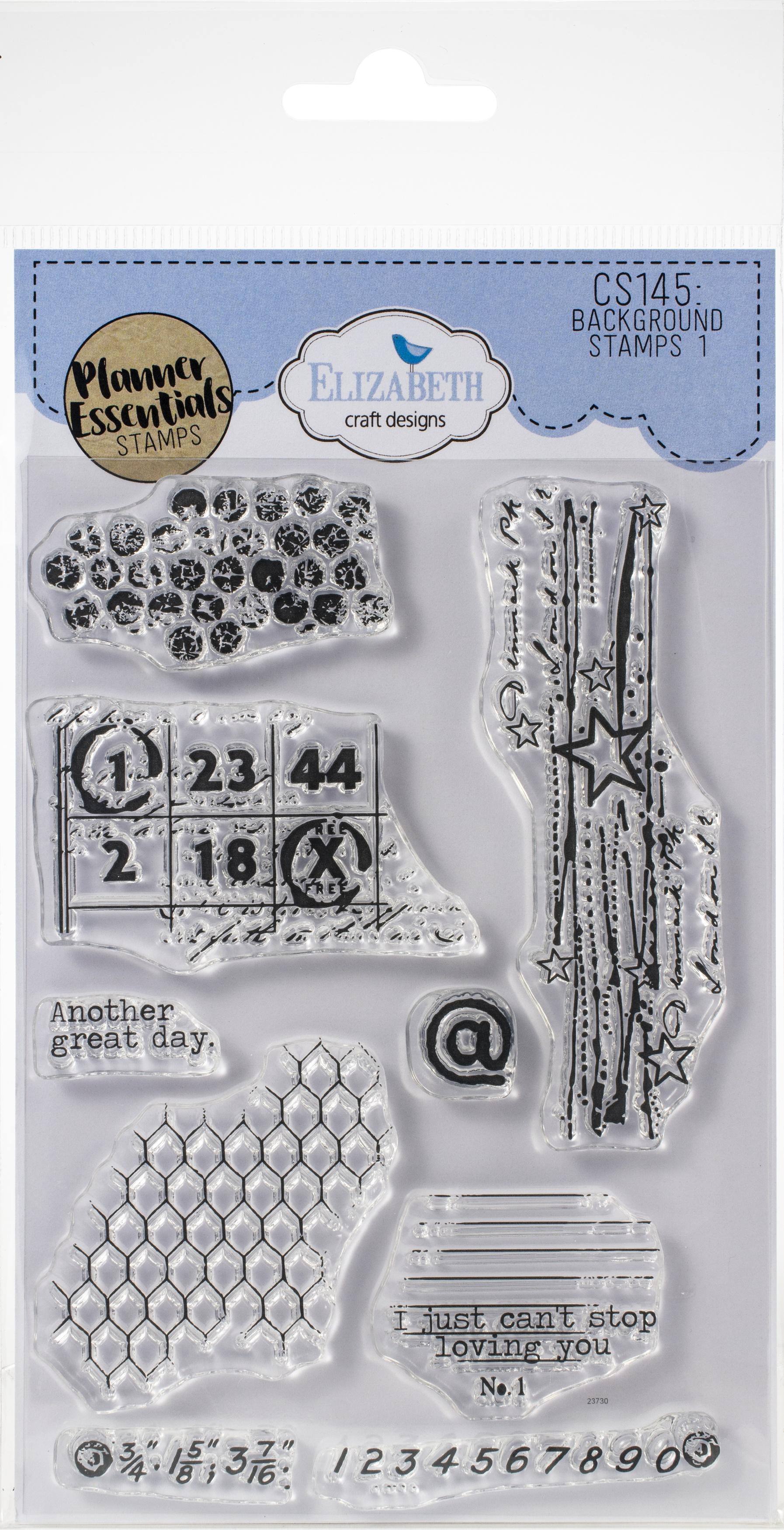EC - Background 1 Stamp Set