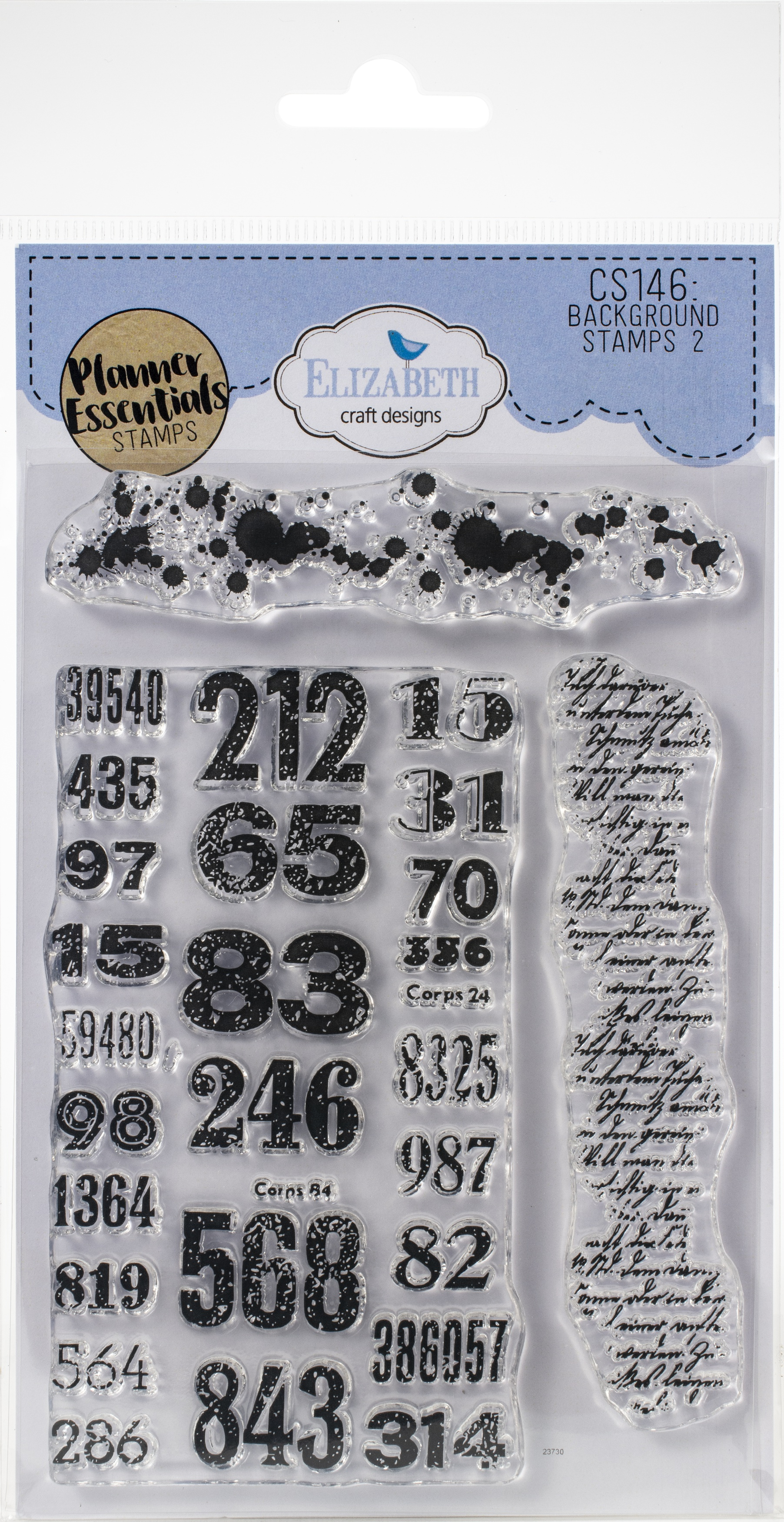 Background 2 Stamp Set