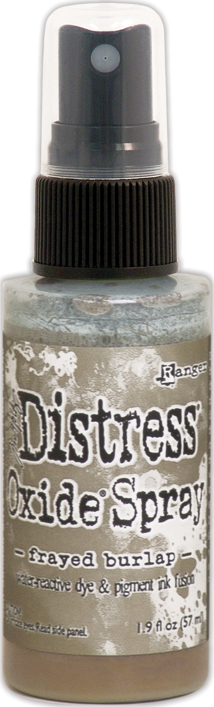Tim Holtz Distress Oxide Spray 1.9fl oz-Frayed Burlap
