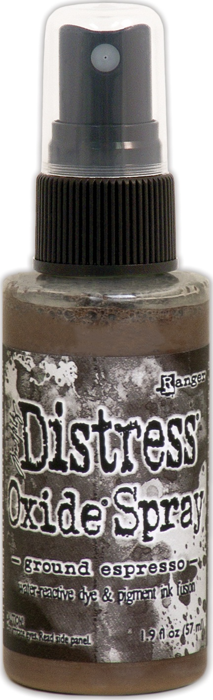 Tim Holtz Distress Oxide Spray 1.9fl oz-Ground Espresso