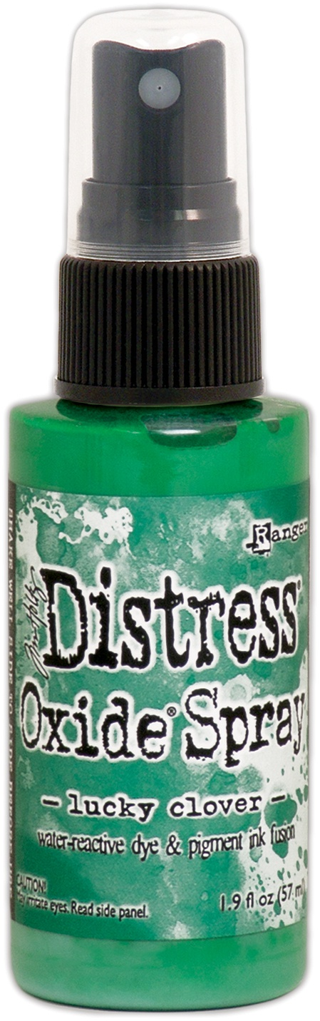 Tim Holtz Distress Oxide Spray 1.9fl oz-Lucky Clover