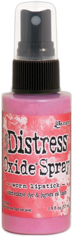 Worn Lipstick Oxide Spray