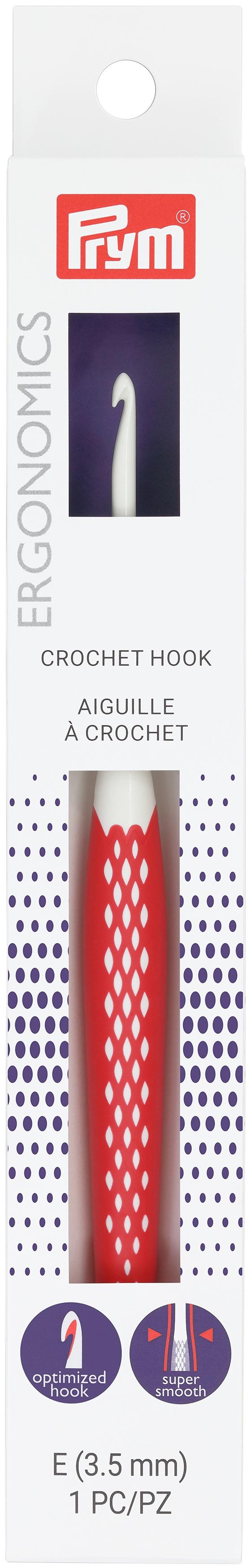 Prym Crochet Hook-Size E3/3.5mm