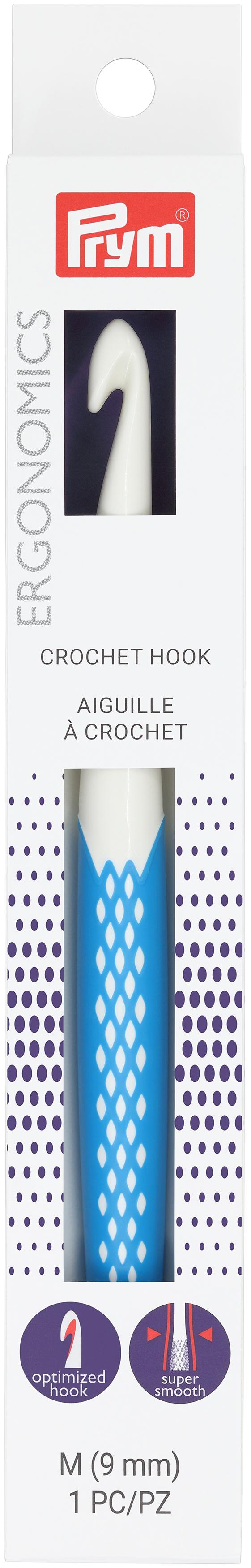 Prym Crochet Hook-Size M13/9mm