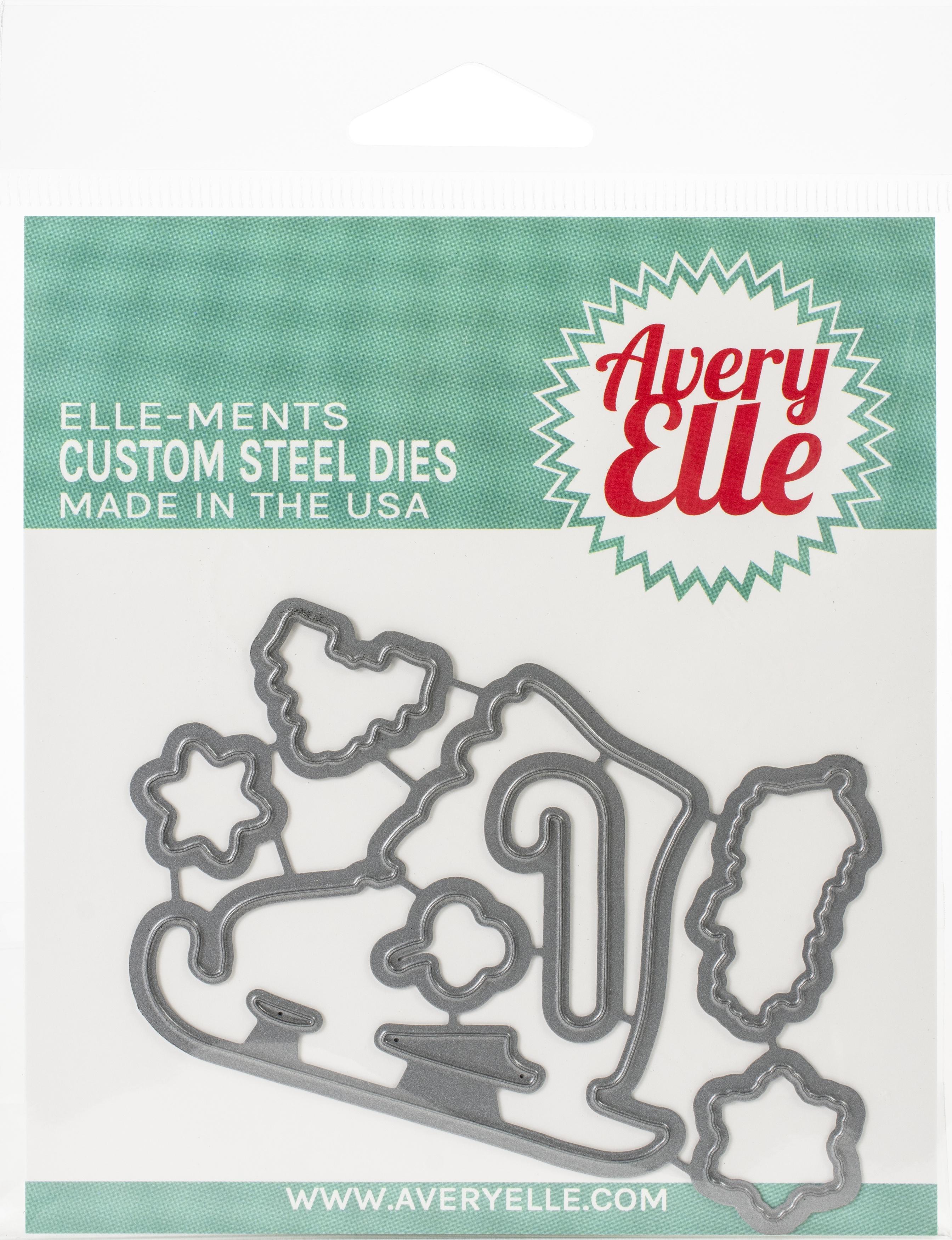 Avery Elle Skates Die