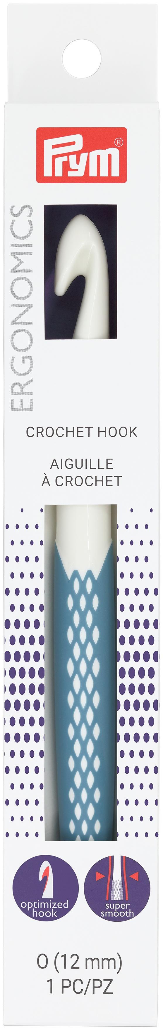 Prym Crochet Hook-Size O/12mm