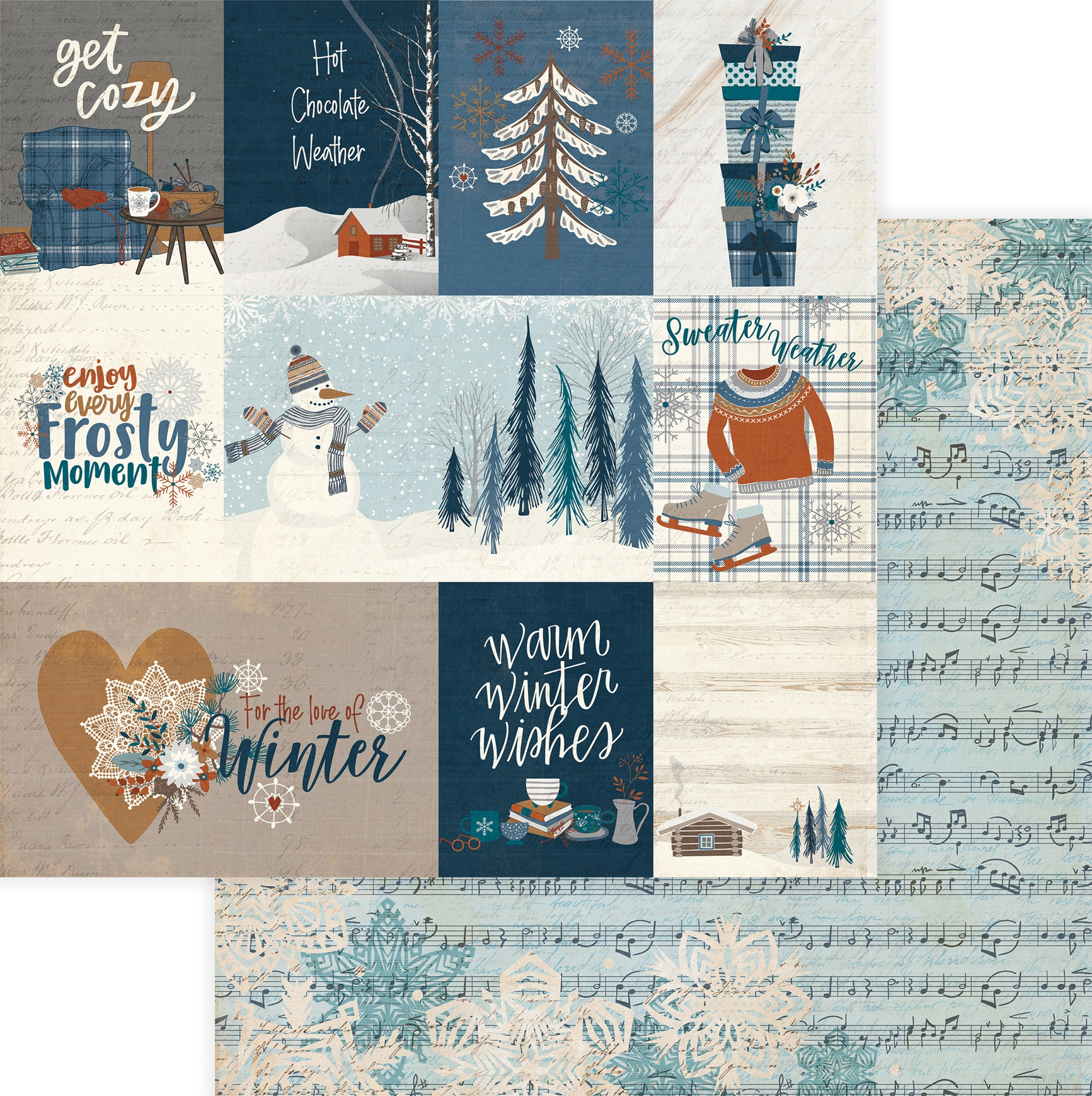 Photoplay For The Love of Winter - Get Cozy