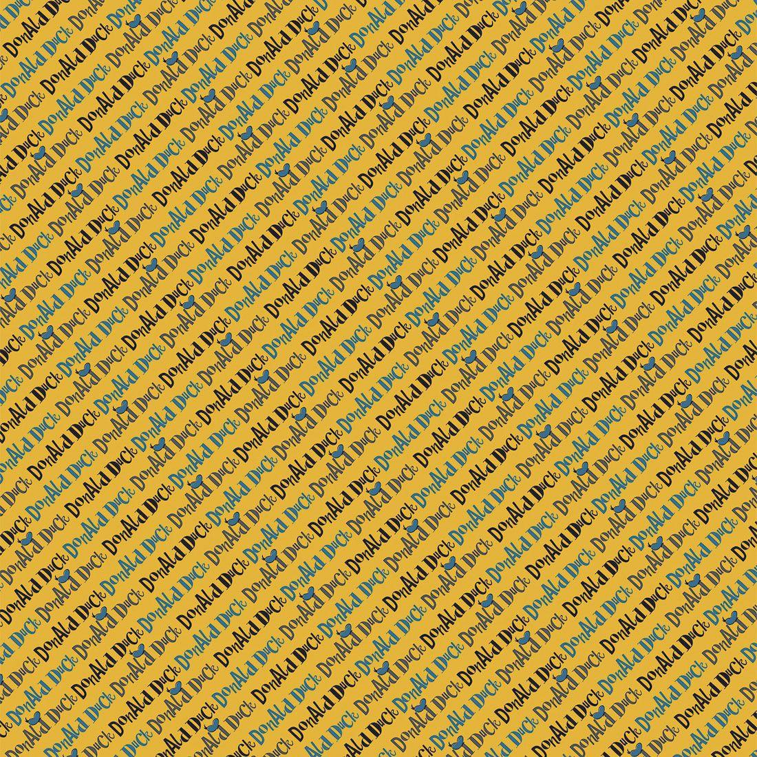 Cricut 12X12 Deluxe Paper 12/Pkg-Mickey & Friends Oh Boy