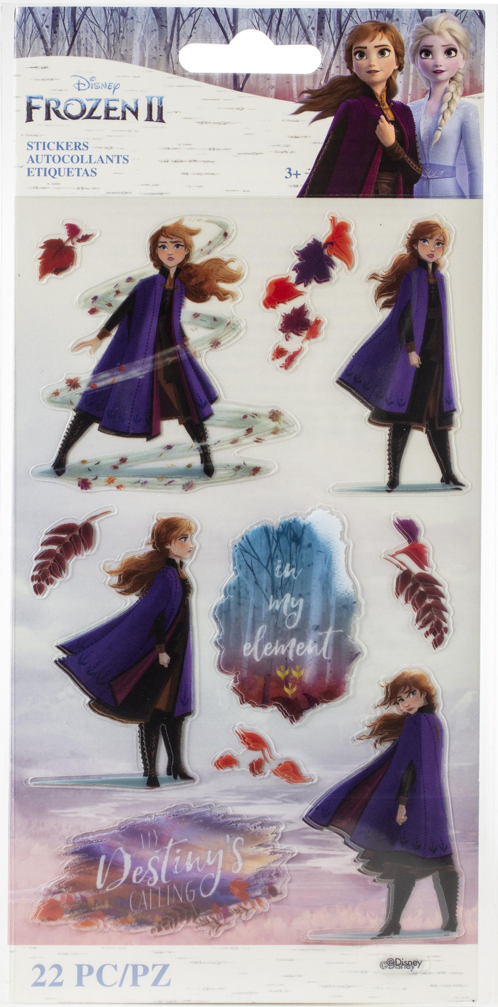 AC Stickers Disney Frozen 2 Anna