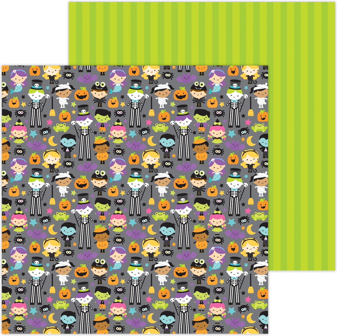 Candy Carnival Double-Sided Cardstock 12X12-Funhouse