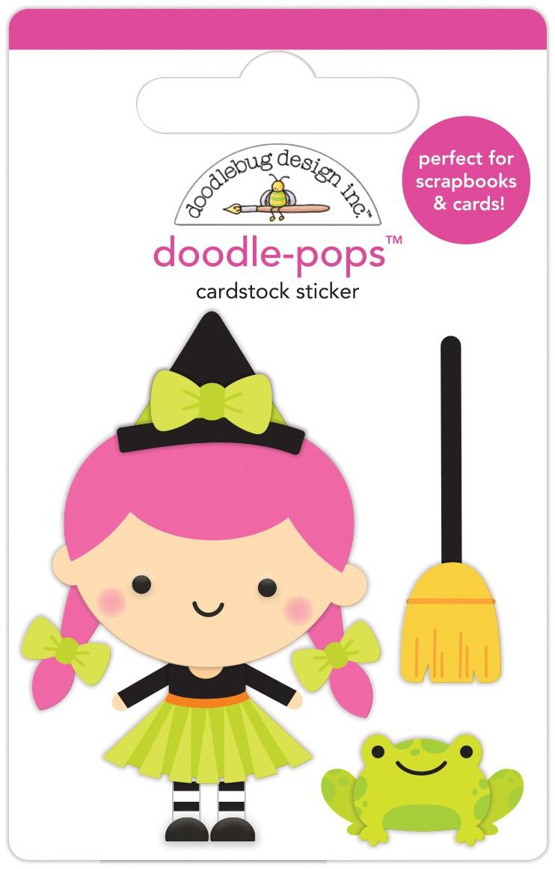 Doodle Pops - Hazel