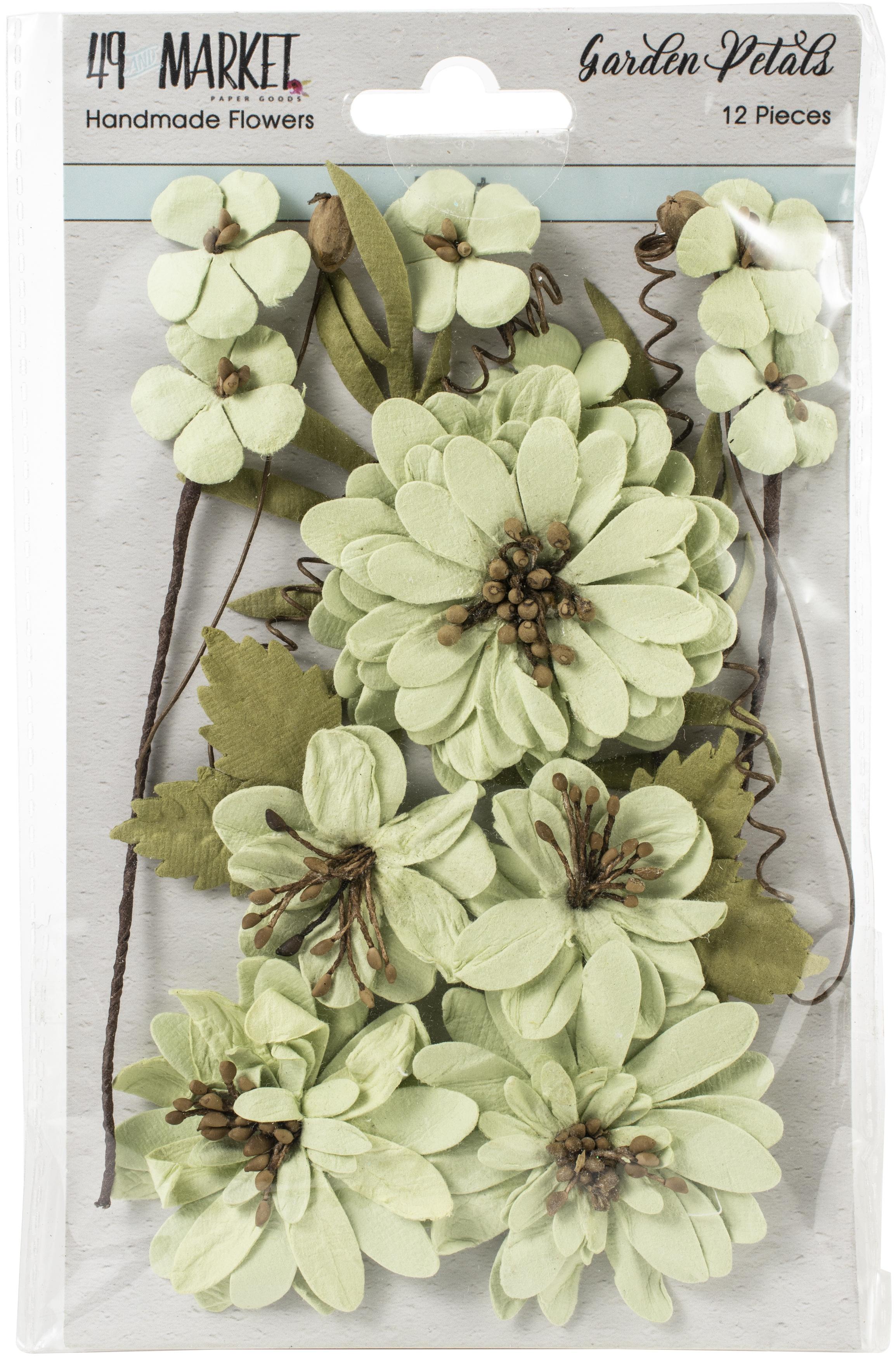 49 and Market Garden Petals Mint