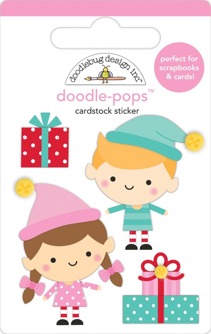 Doodle Pops - Santa's Helpers