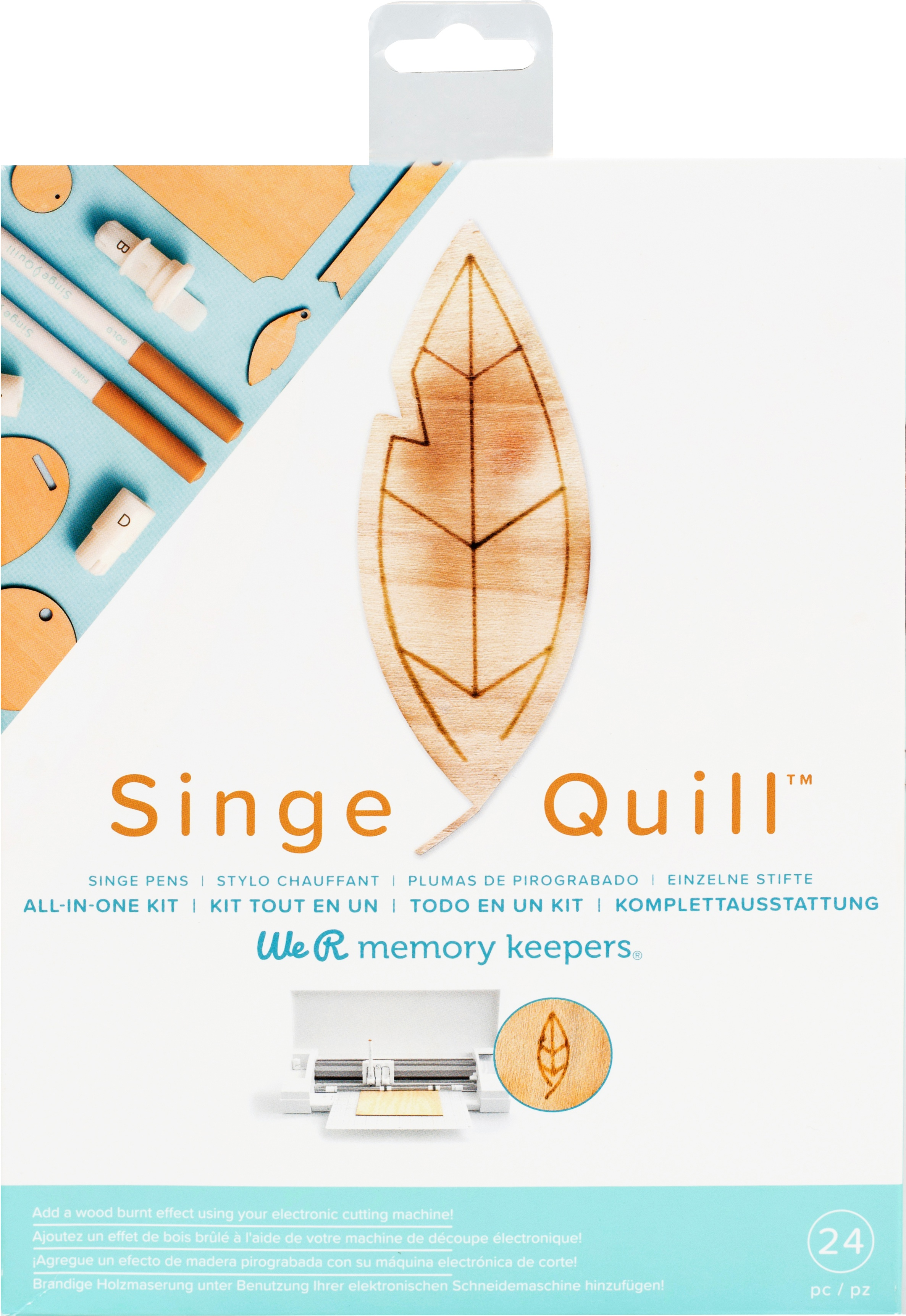 We R Memory Keepers Singe Quill Starter Kit-