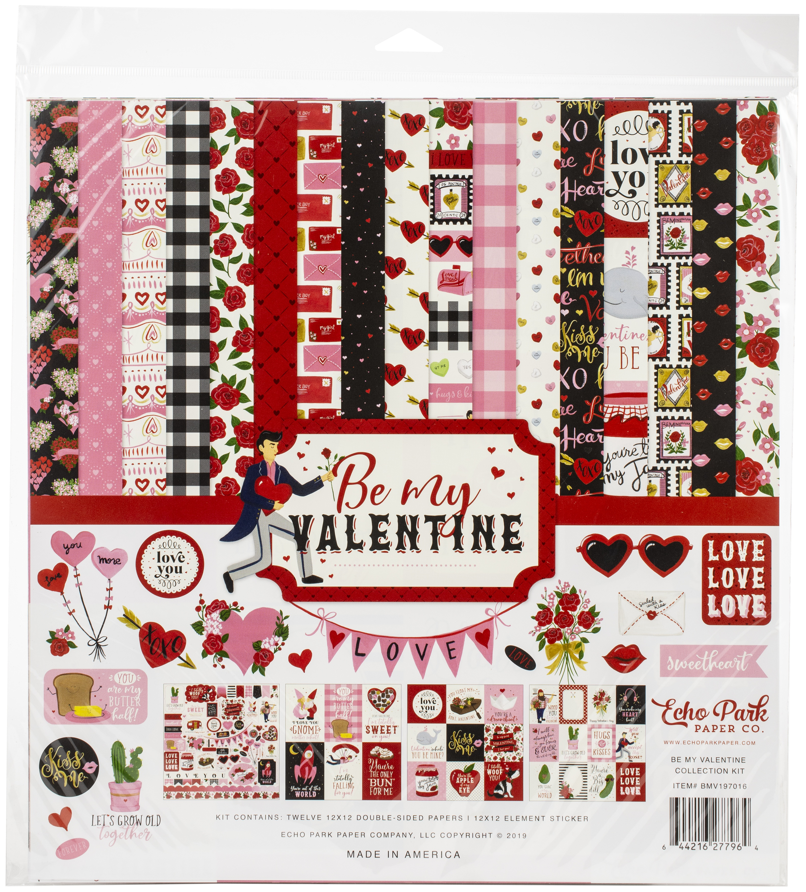 Be My Valentine Collection