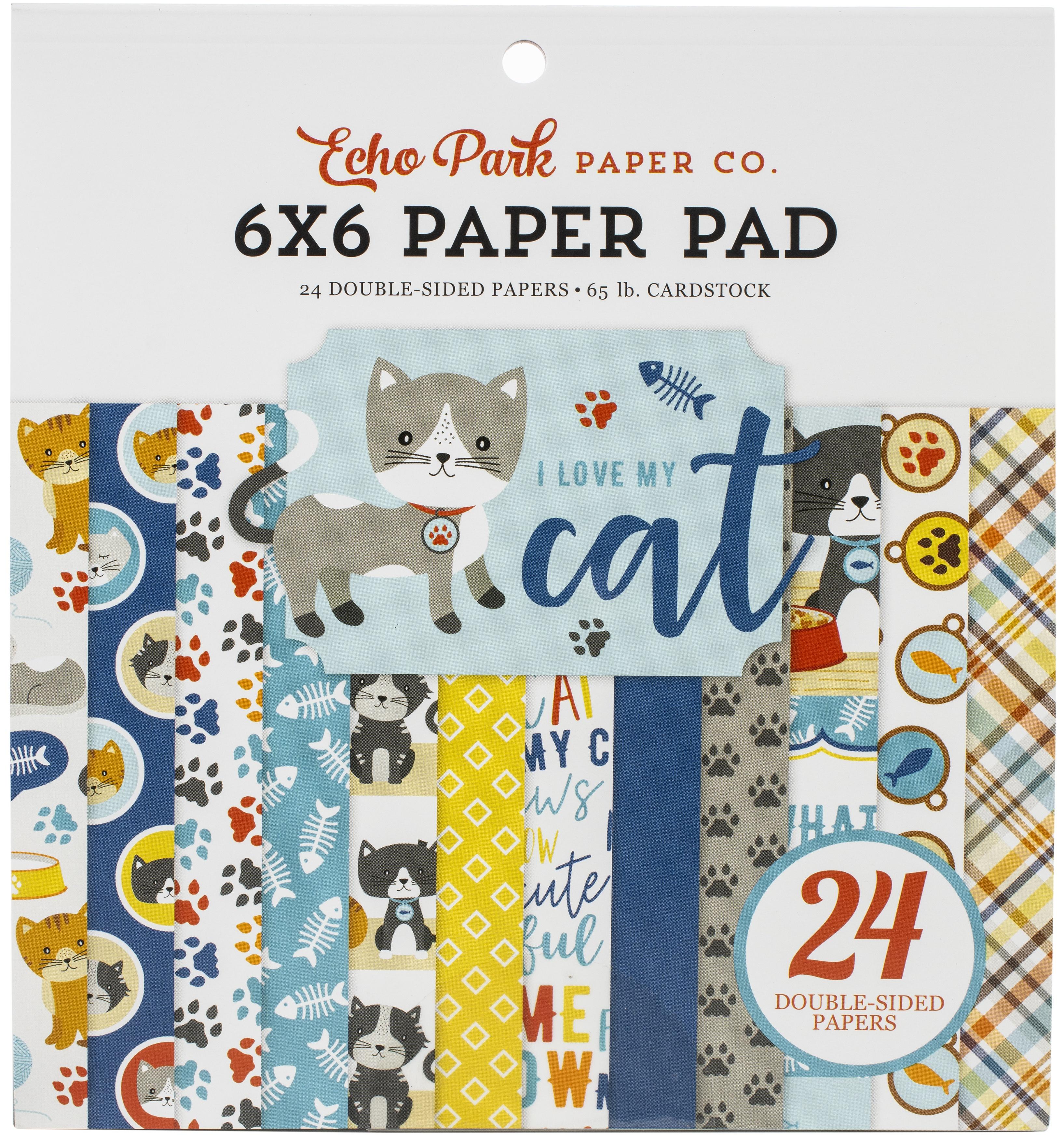 EP 6x6 Pack Love My Cat