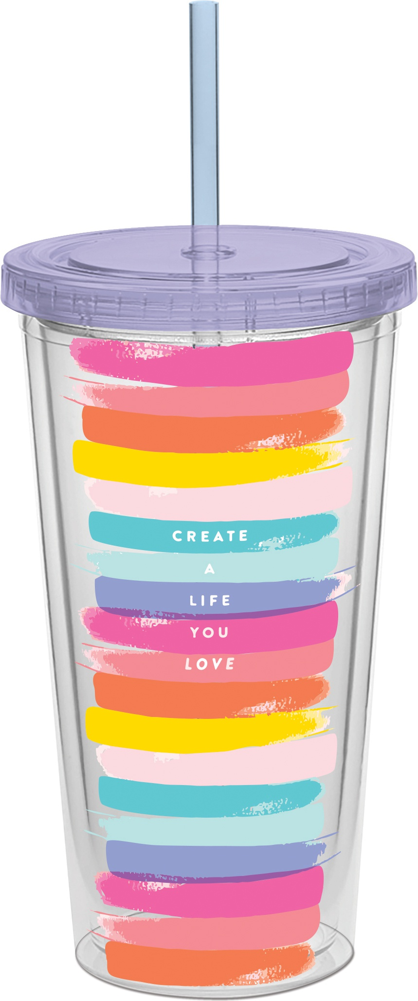 Happy Planner Tumbler -Live Creatively