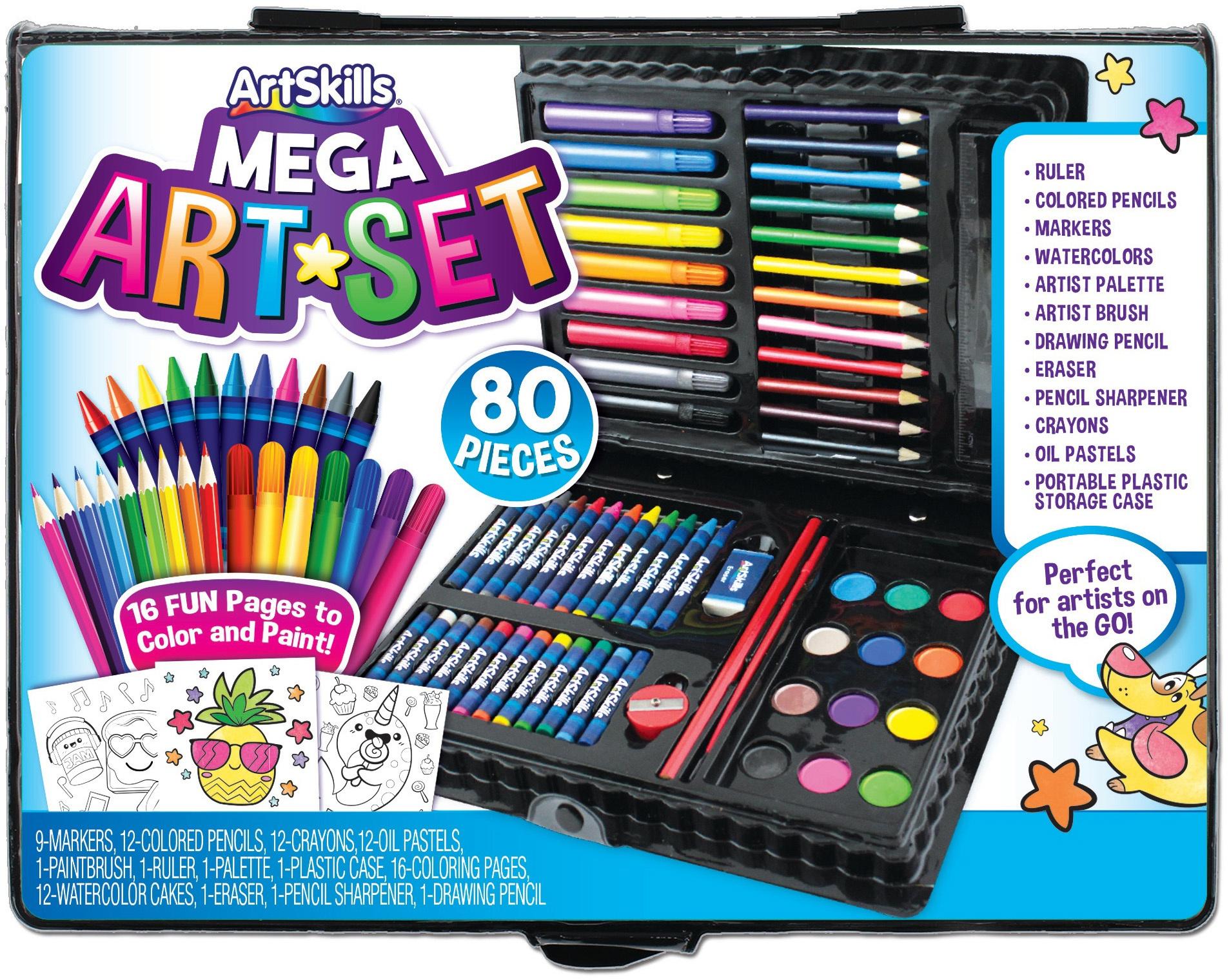 Artskills Mega Art Set-