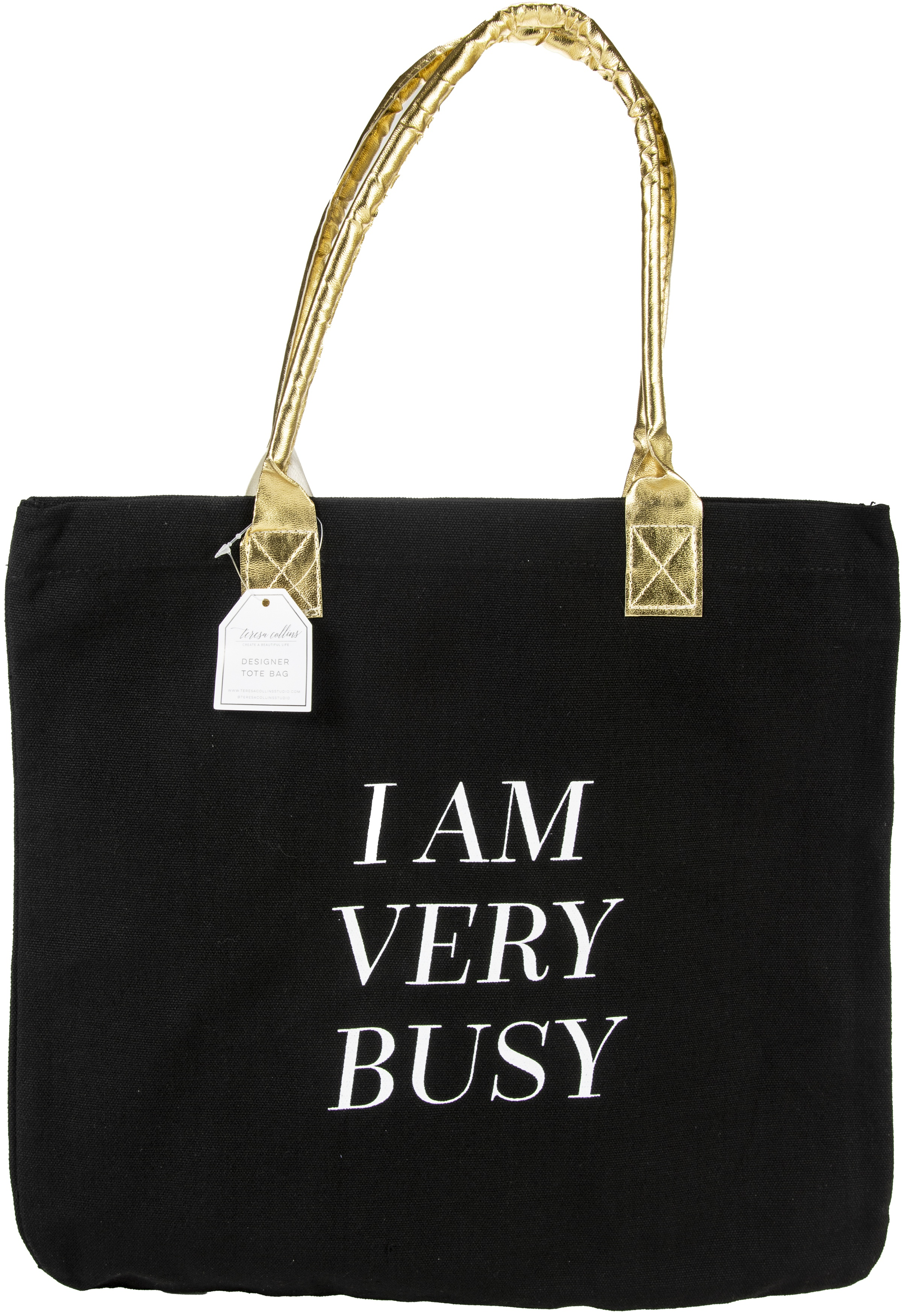 I Am Very Busy Tote